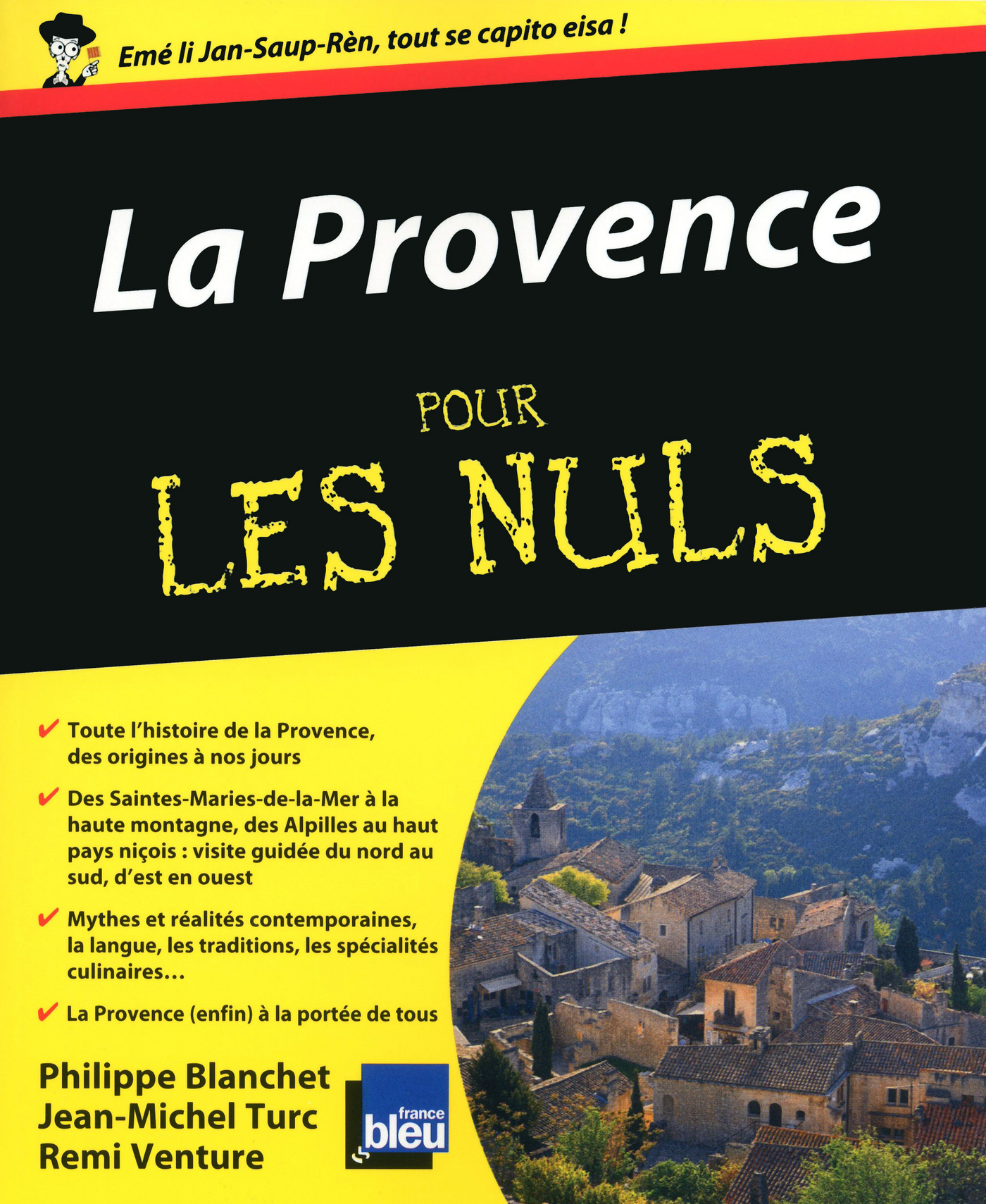 La Provence Pour les Nuls (ebook)