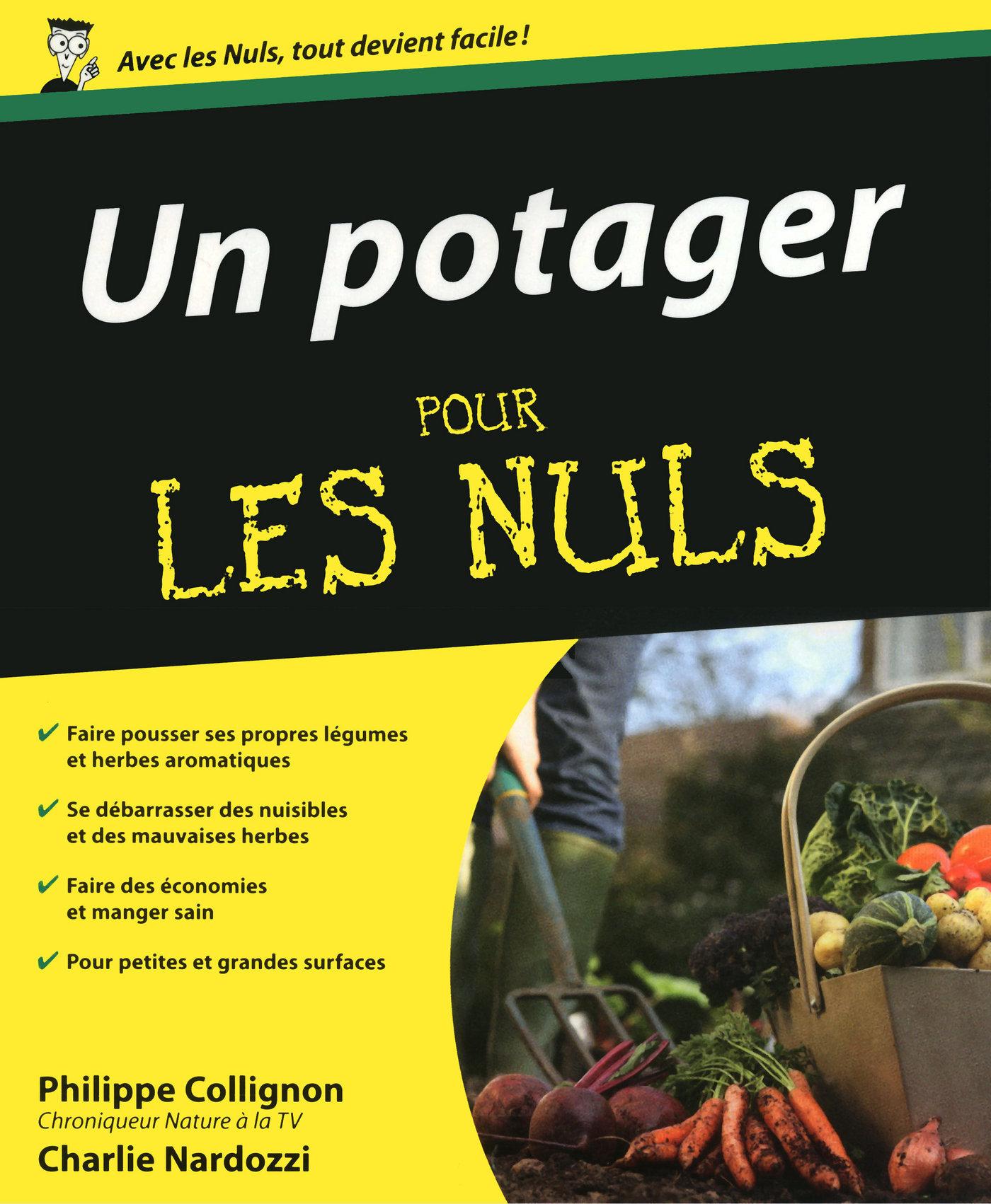 Un Potager Pour les Nuls (ebook)