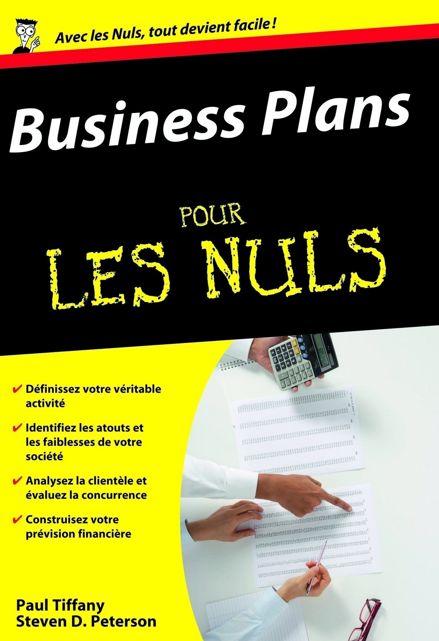 les business plans pour les nuls - paul tiffany