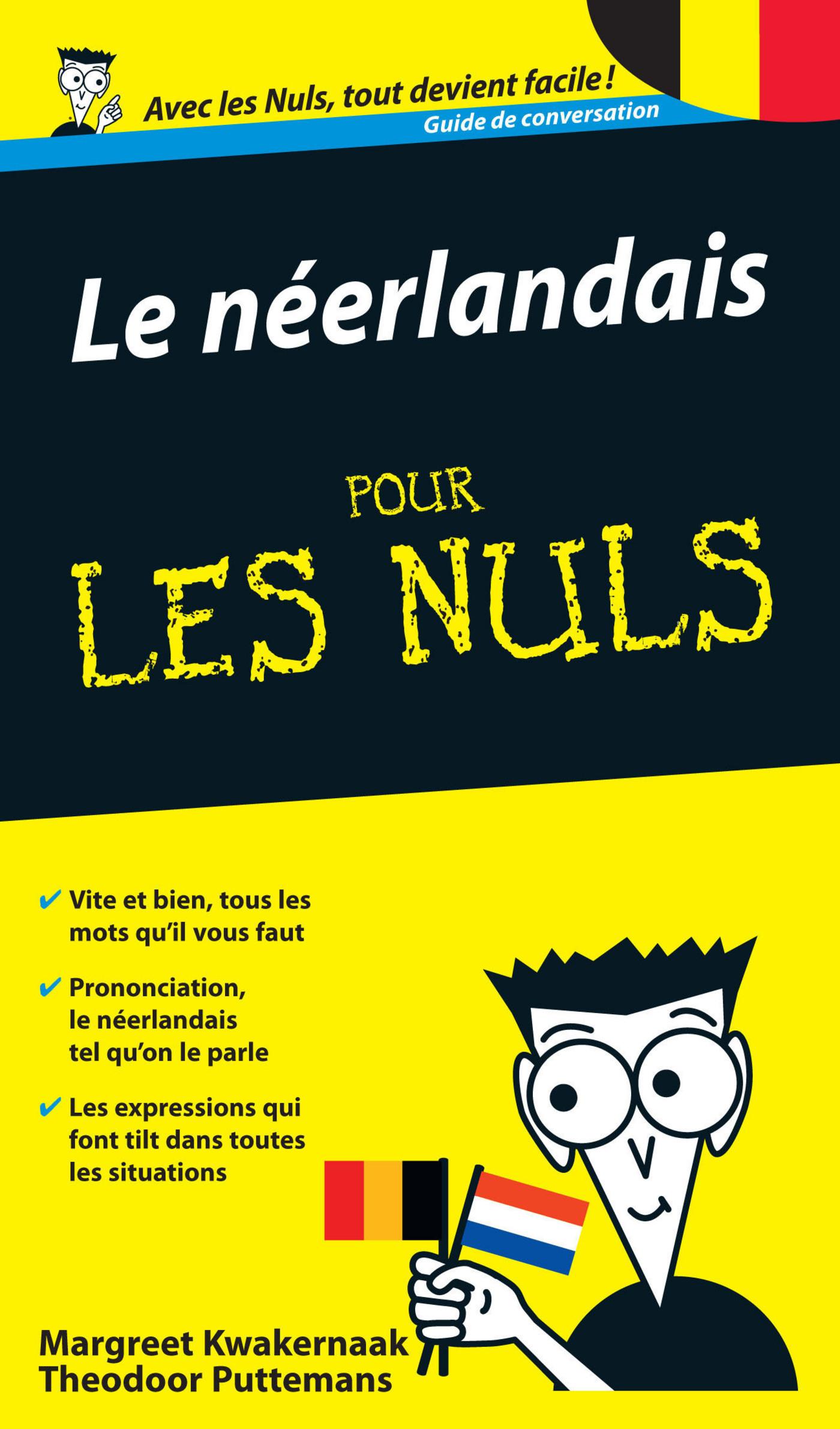 Le Néerlandais - Guide de conversation Pour les Nuls 2e (ebook)