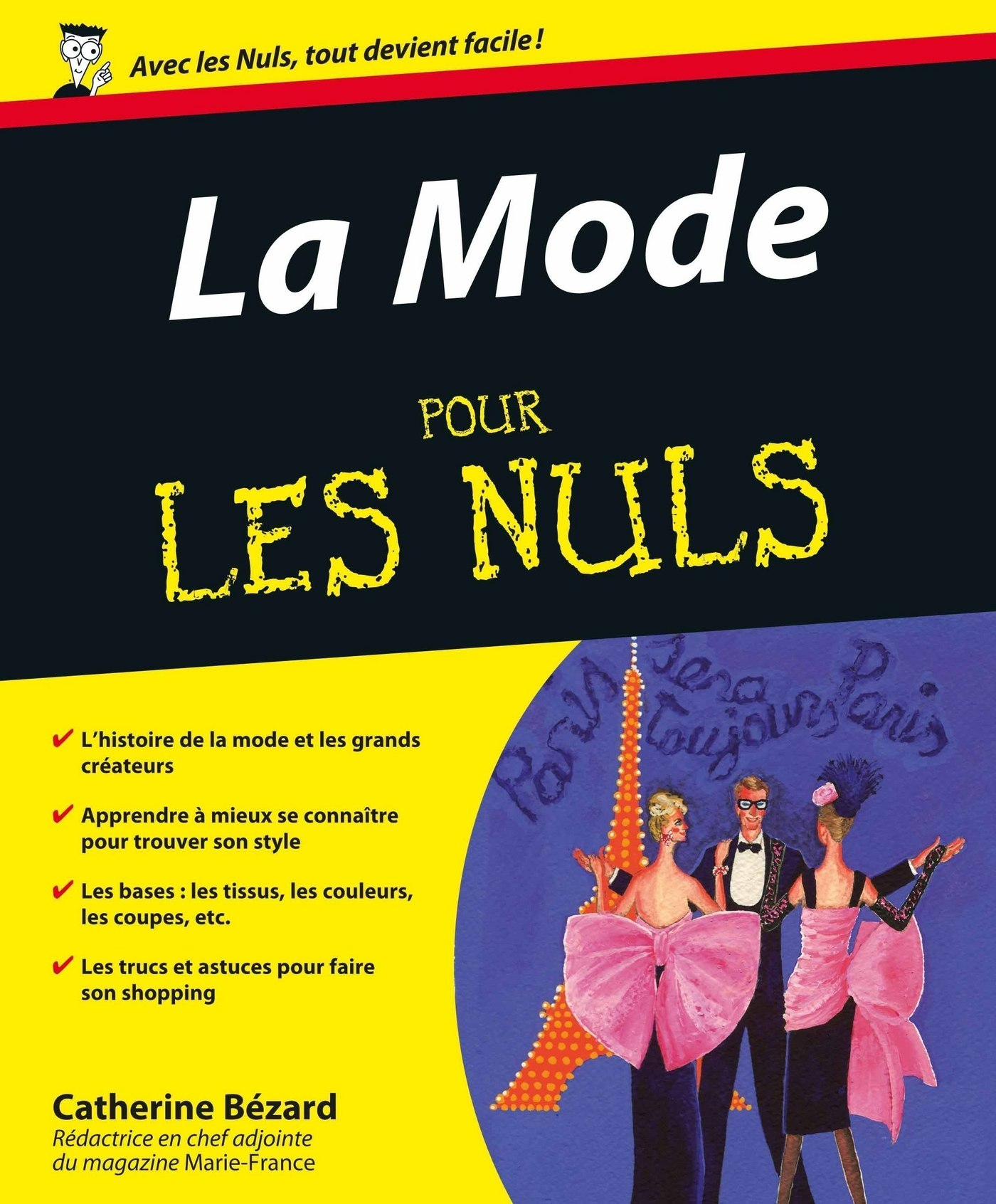 La Mode Pour les Nuls (ebook)