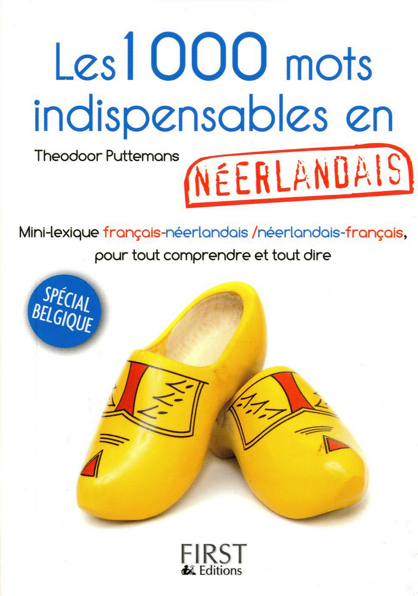 Petit livre de - 1000 mots indispensables en néerlandais (ebook)