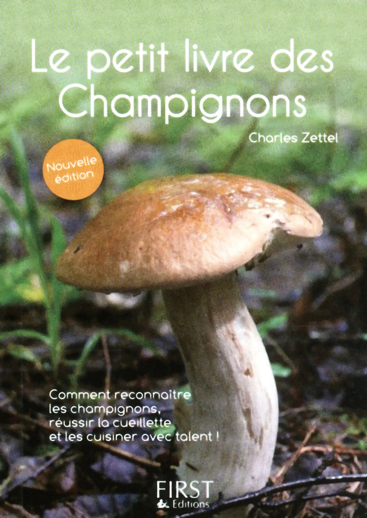 Petit livre de - Champignons (ebook)