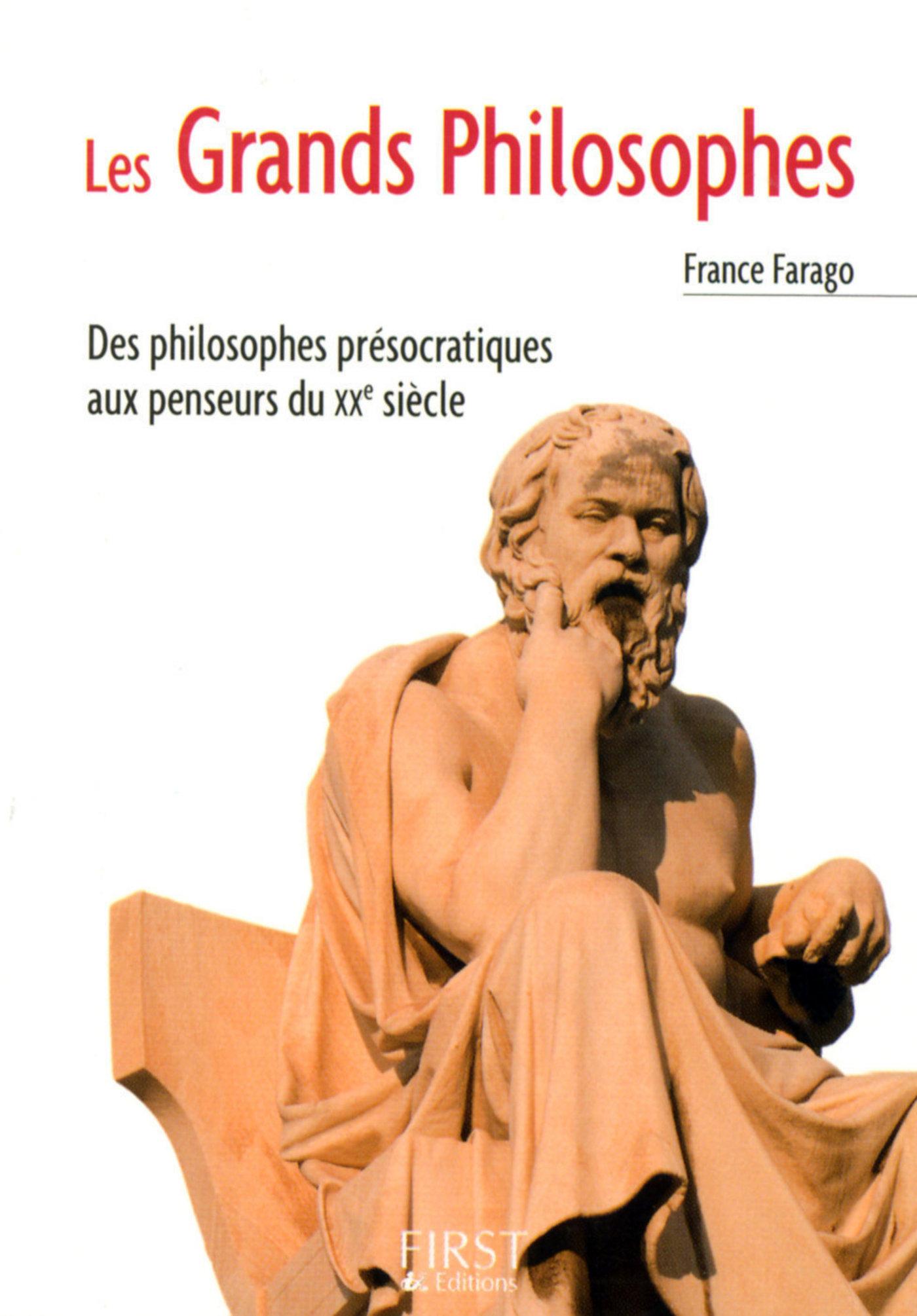Petit livre de - Les grands philosophes (ebook)