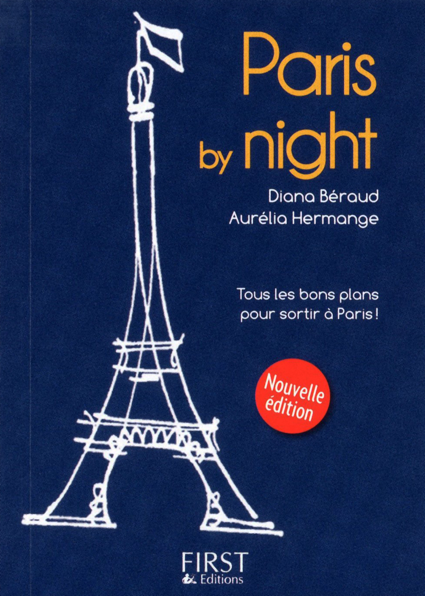 Petit livre de - Paris by night (ebook)