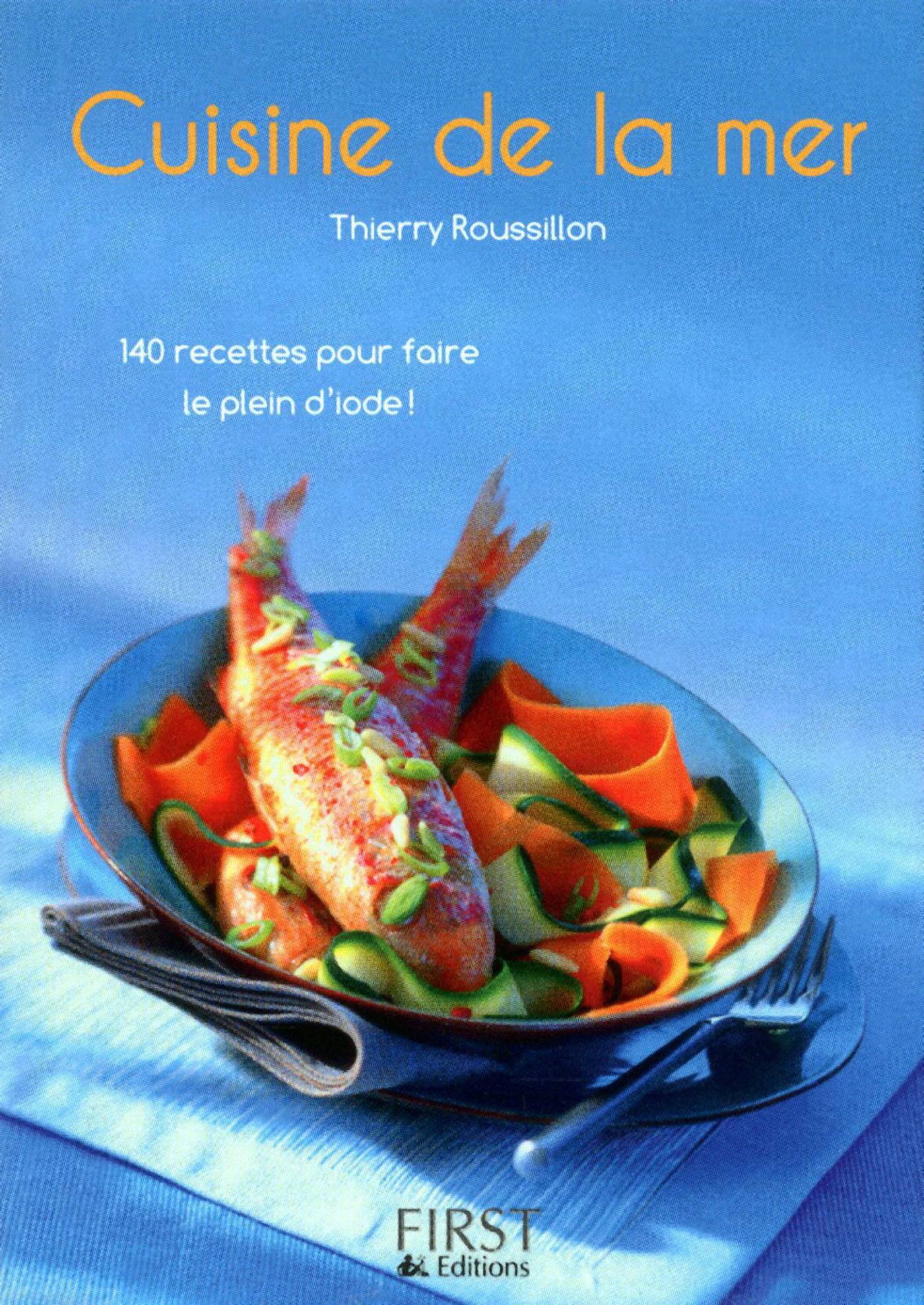 Petit livre de - Cuisine de la mer (ebook)