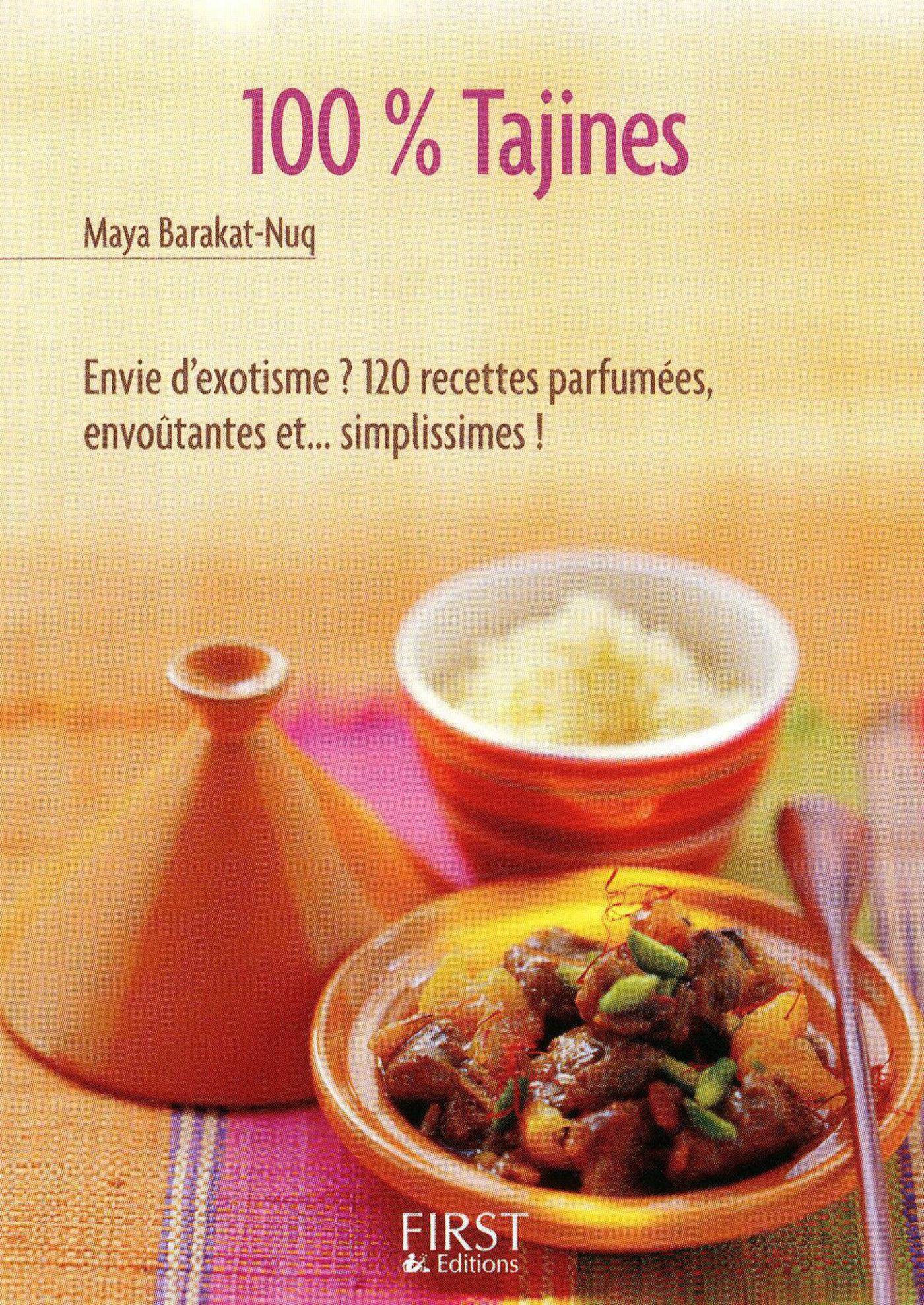 Petit livre de - Tajines (ebook)