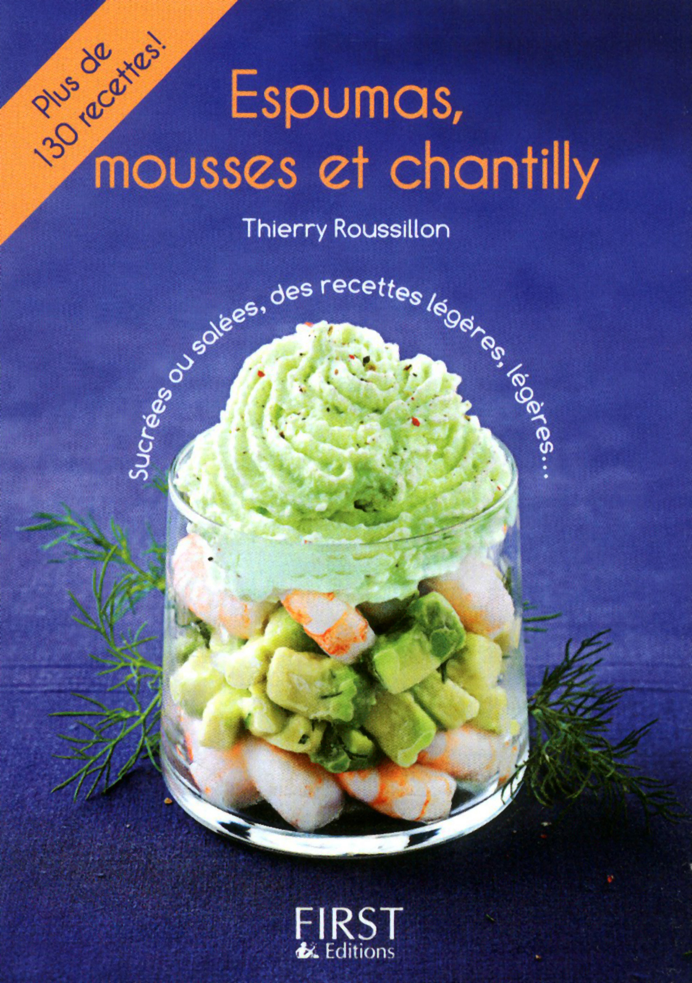 Petit livre de - Espumas, mousses et chantilly (ebook)
