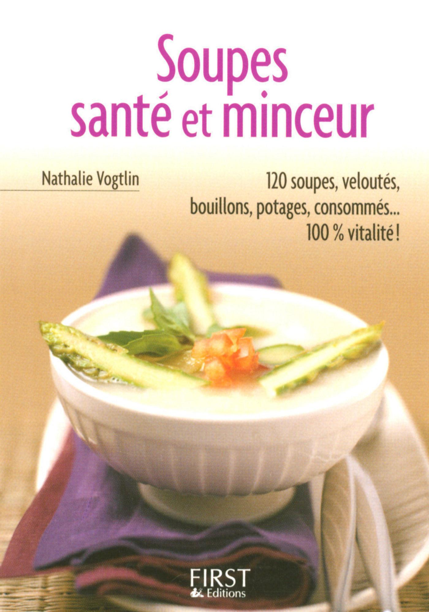 Petit Livre de - Soupes Santé et Minceur (ebook)