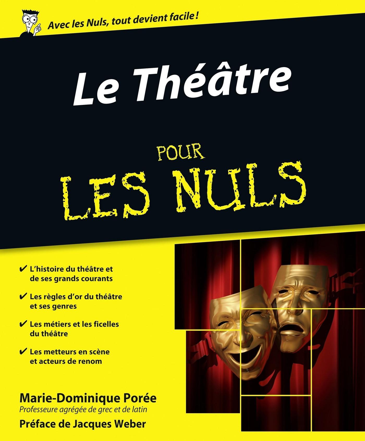 Le Théâtre Pour les Nuls (ebook)