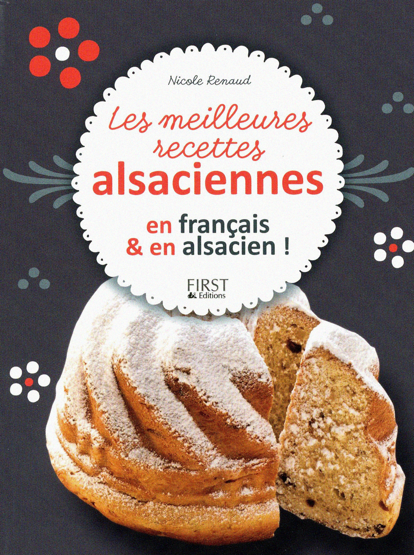 Les meilleures recettes alsaciennes (ebook)