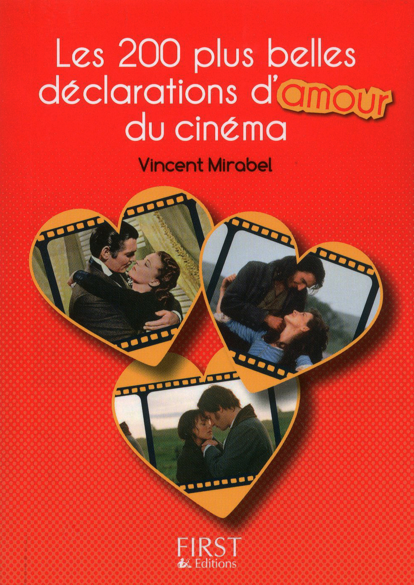 Petit Livre de - Les 200 plus belles répliques d'amour du cinéma (ebook)