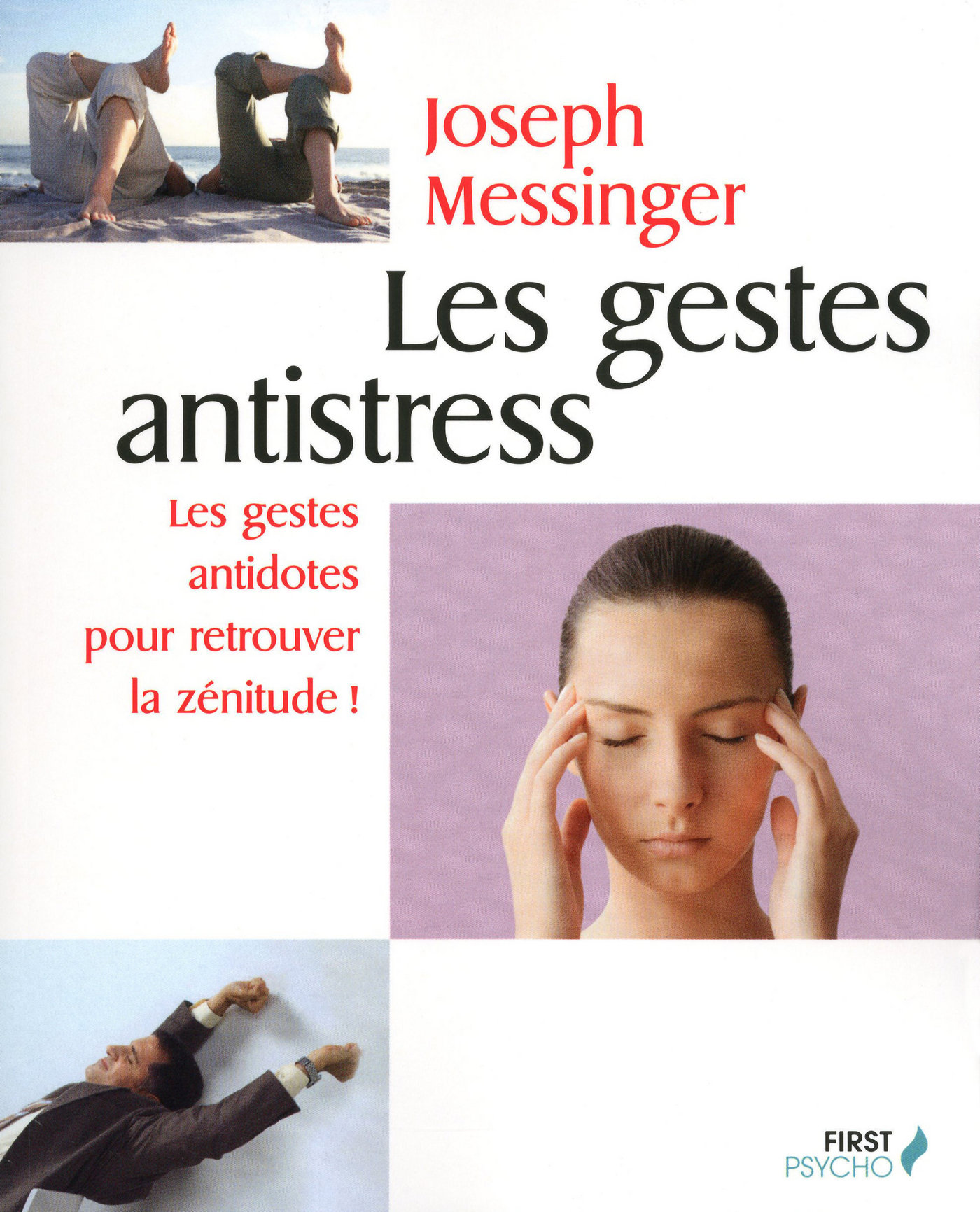 Les gestes antistress (ebook)