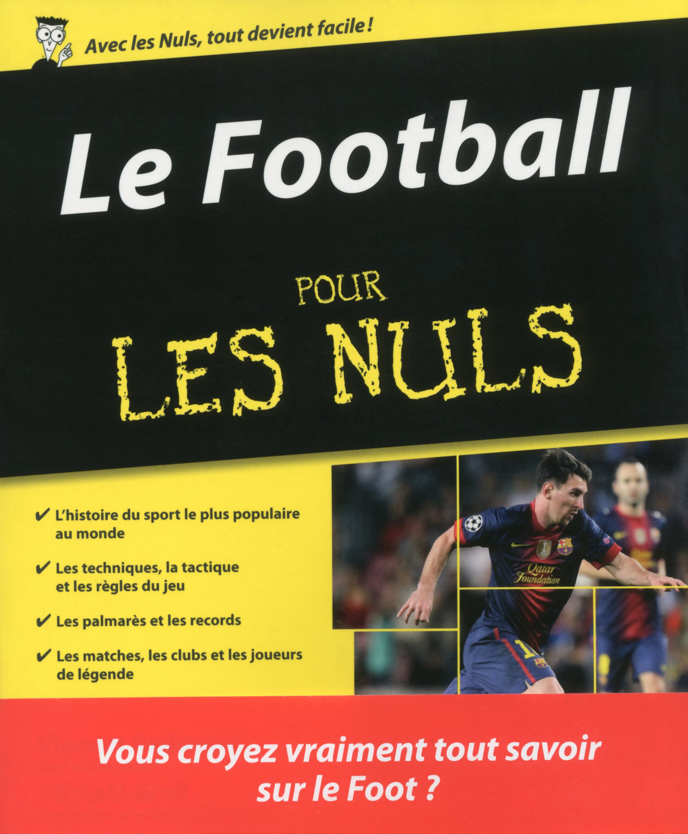 Le Football Pour les Nuls (ebook)