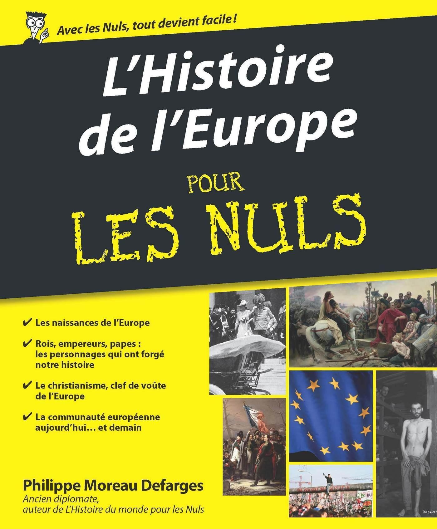 Histoire de l'Europe pour les Nuls (ebook)