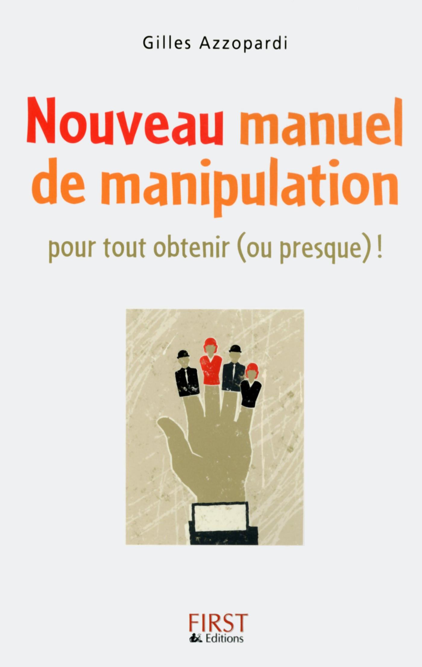 Nouveau manuel de manipulation (ebook)