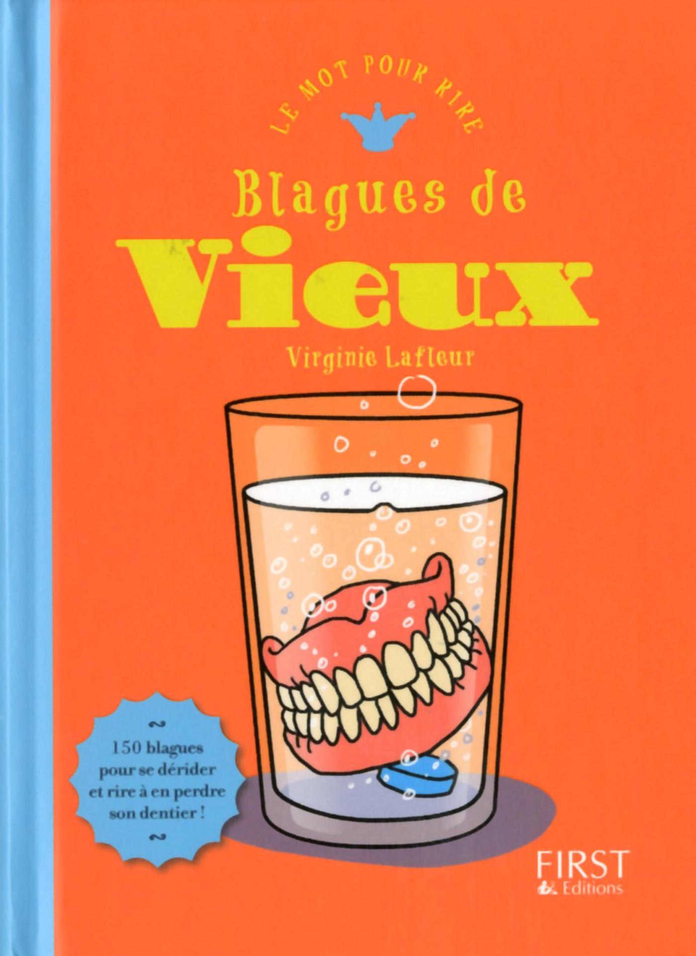 Blagues de vieux (ebook)