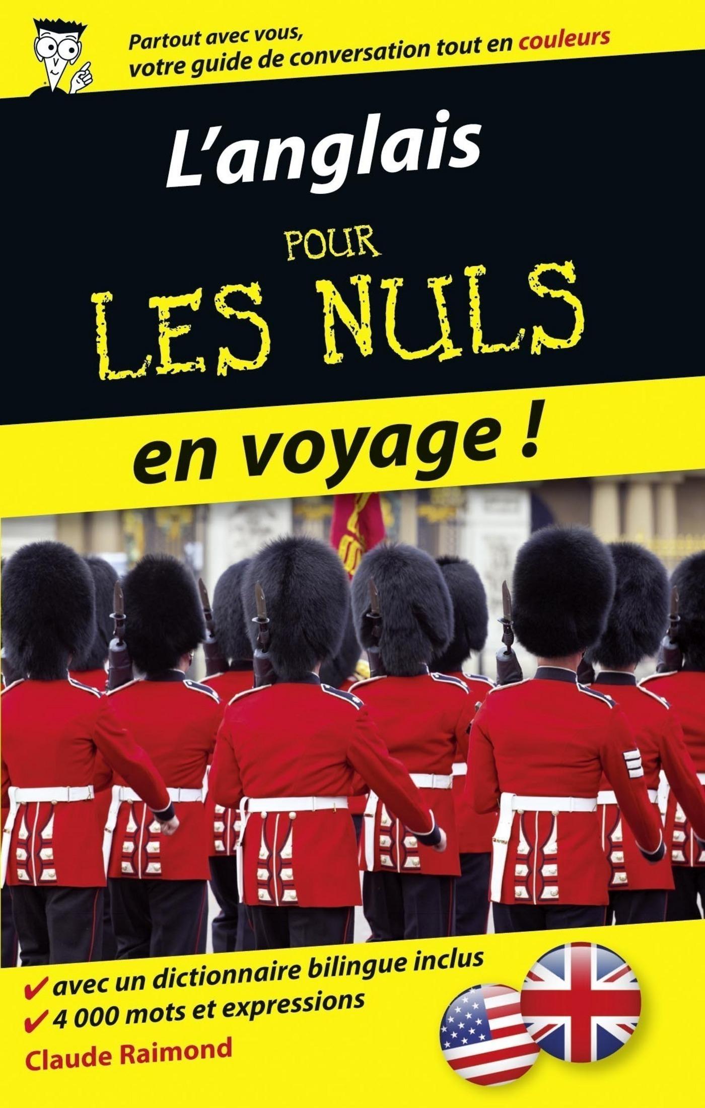 L'anglais pour les Nuls en voyage (ebook)