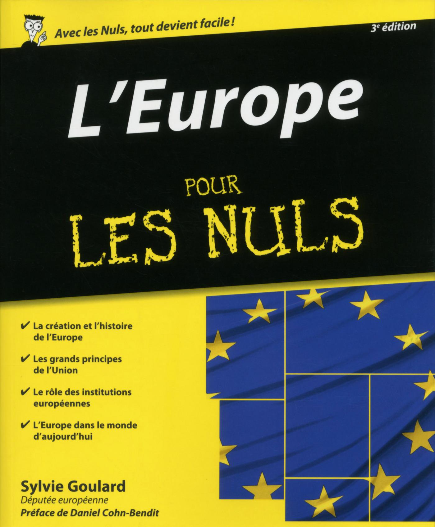 L'Europe Pour les Nuls (ebook)