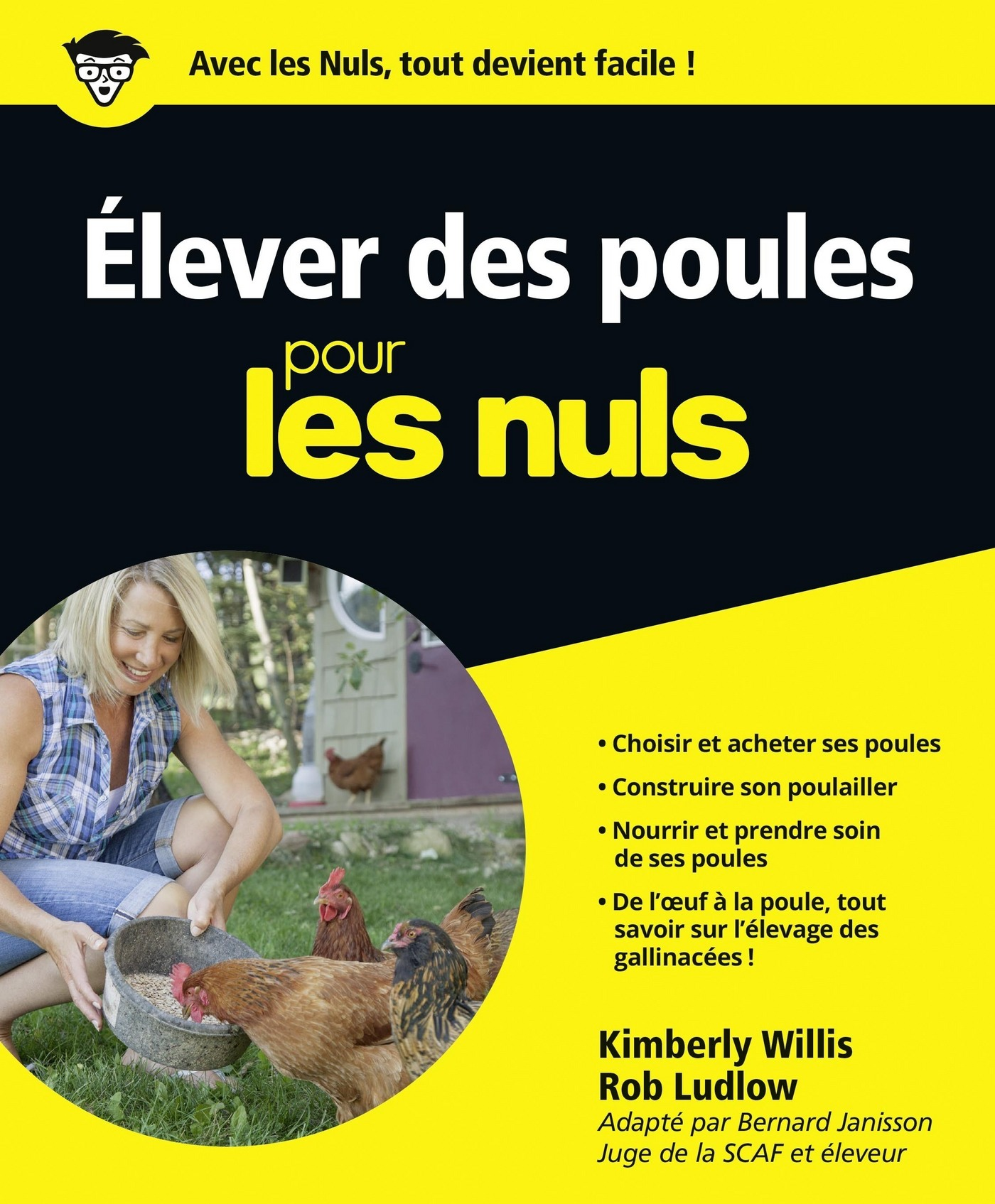 Elever ses poules Pour les Nuls (ebook)