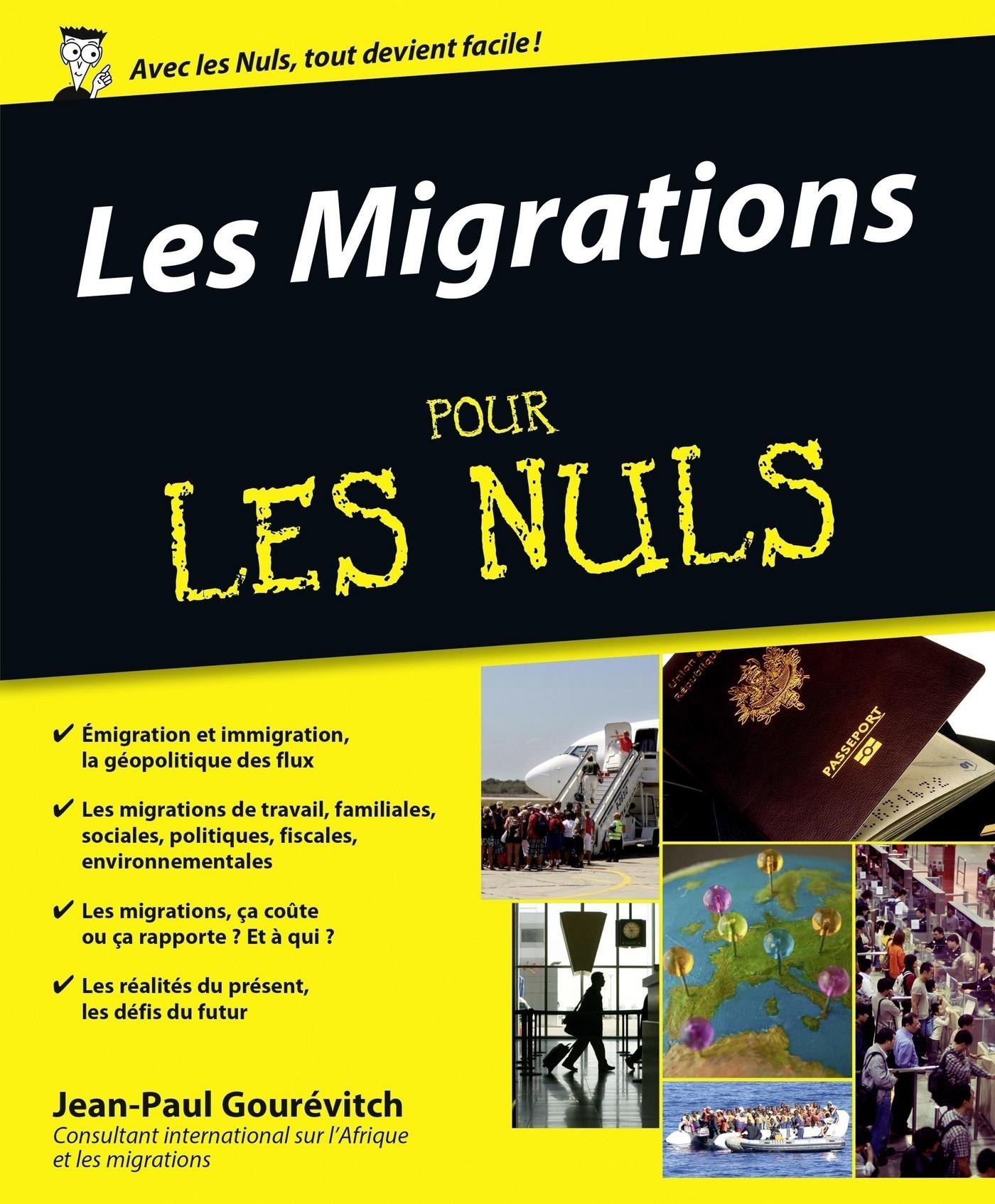 Les Migrations Pour les Nuls (ebook)