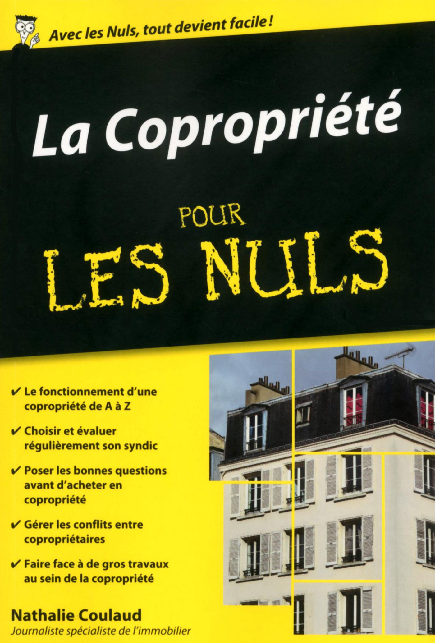 La Copropriété Poche Pour les Nuls (ebook)