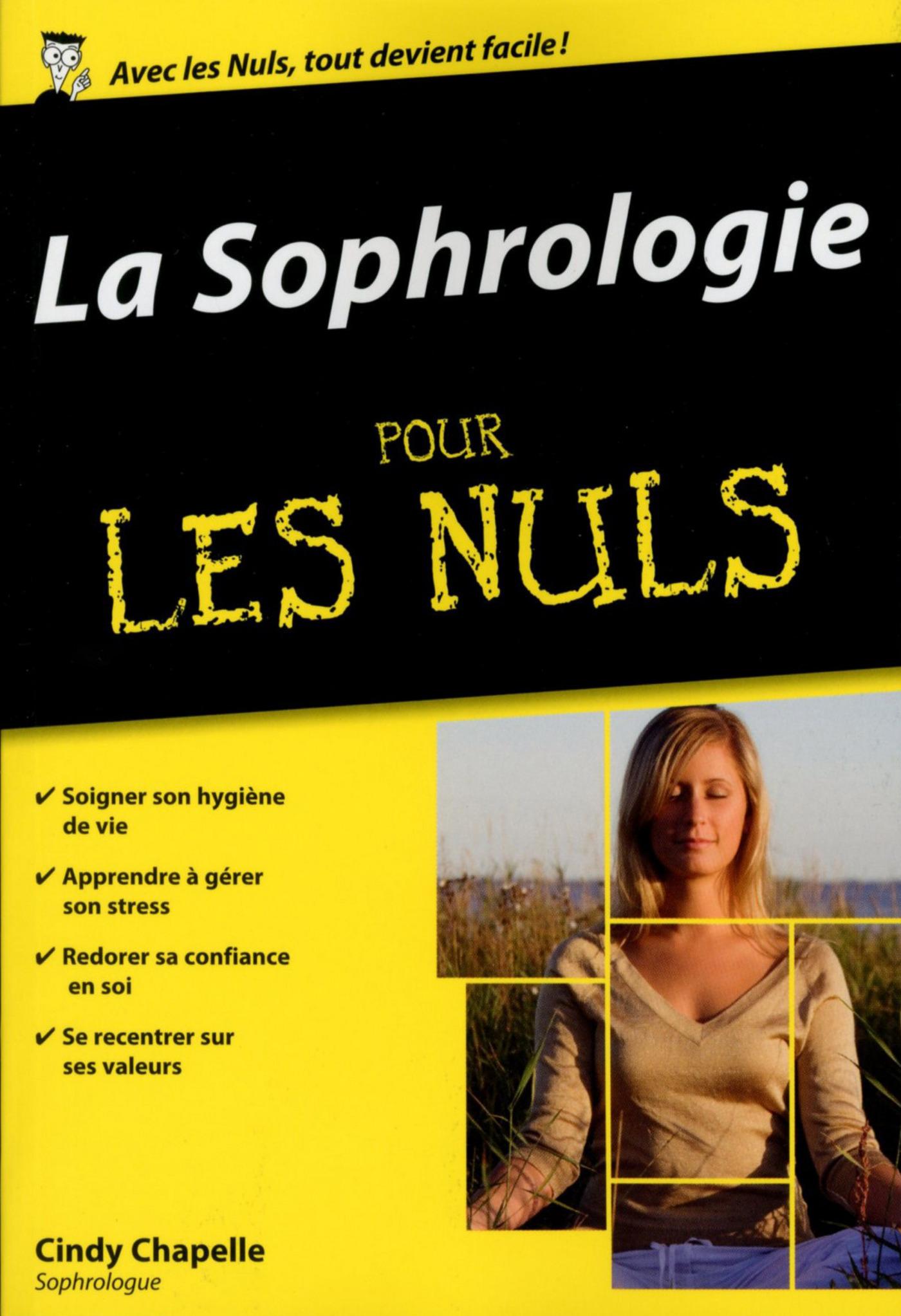 La Sophrologie Poche Pour les Nuls (ebook)