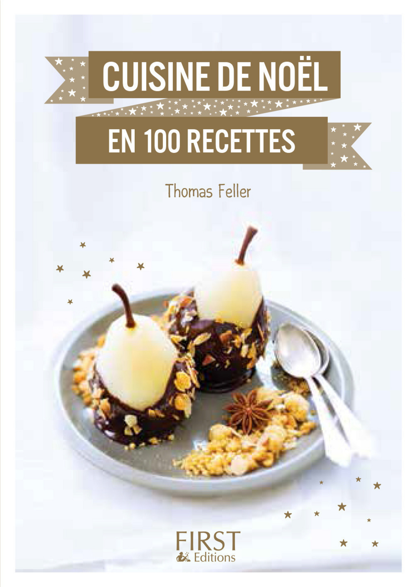 Petit Livre de - Cuisine de Noël en 100 recettes (ebook)