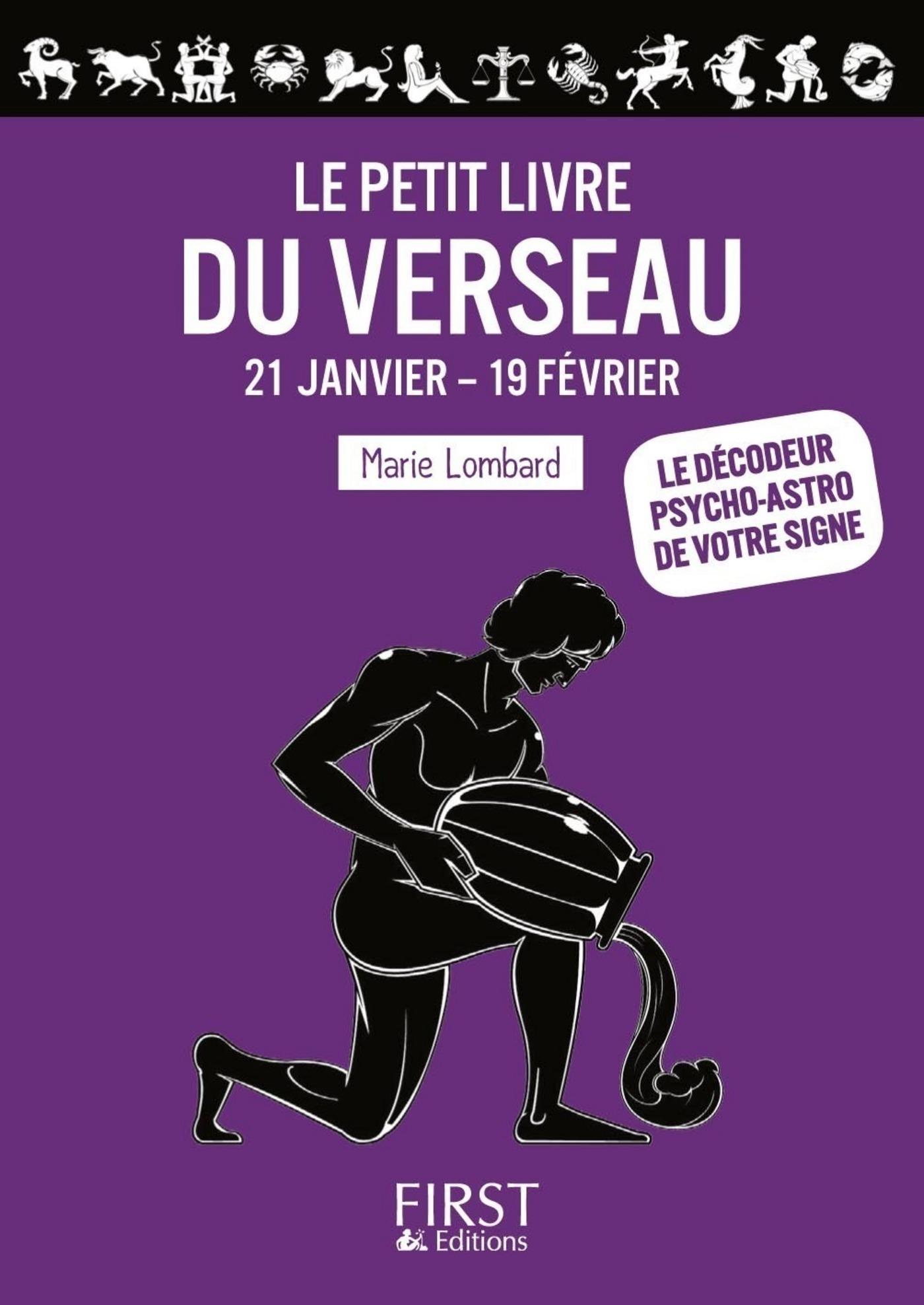 Le Petit Livre du Verseau (ebook)