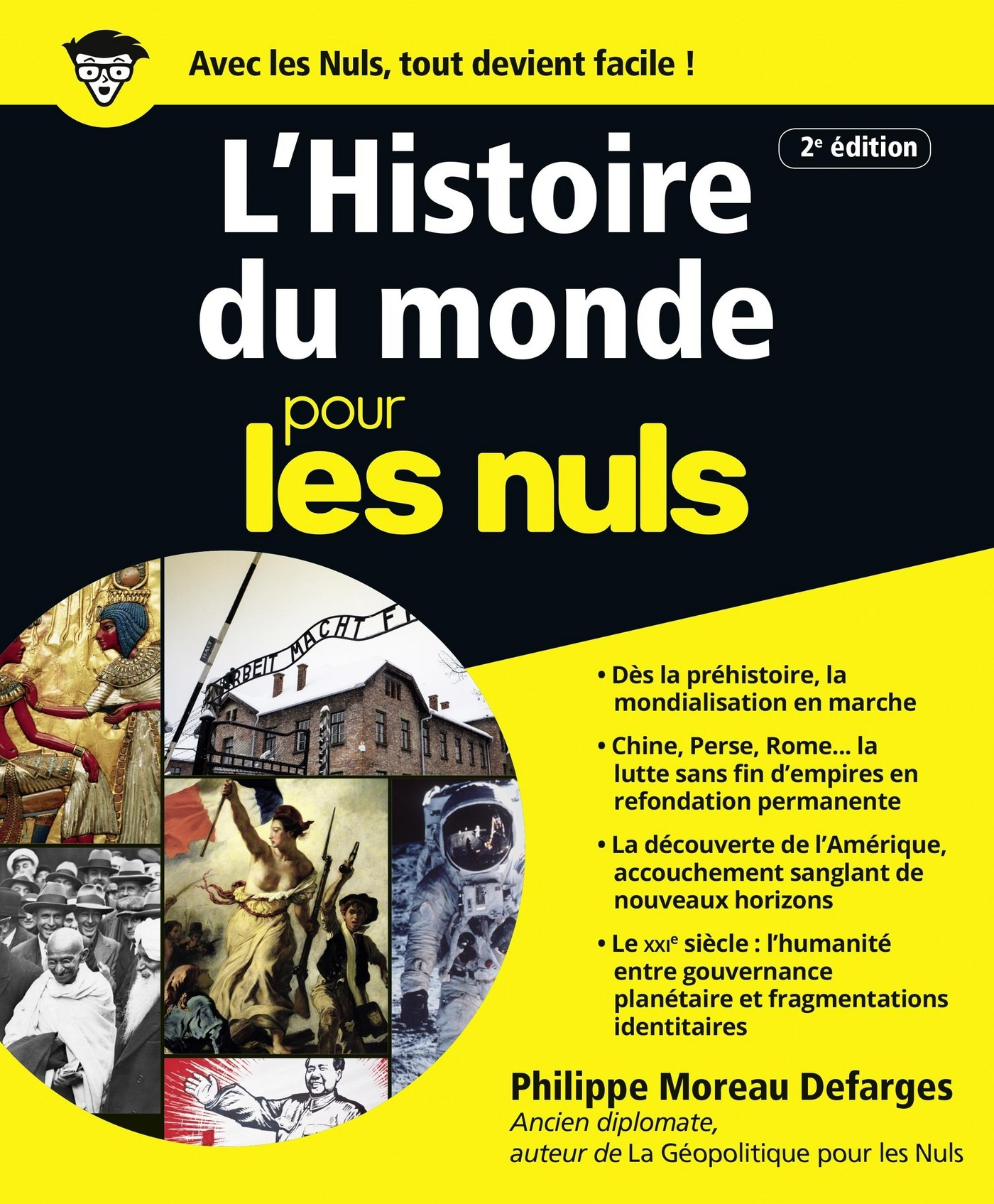 L'Histoire du monde pour les Nuls, 2e édition (ebook)