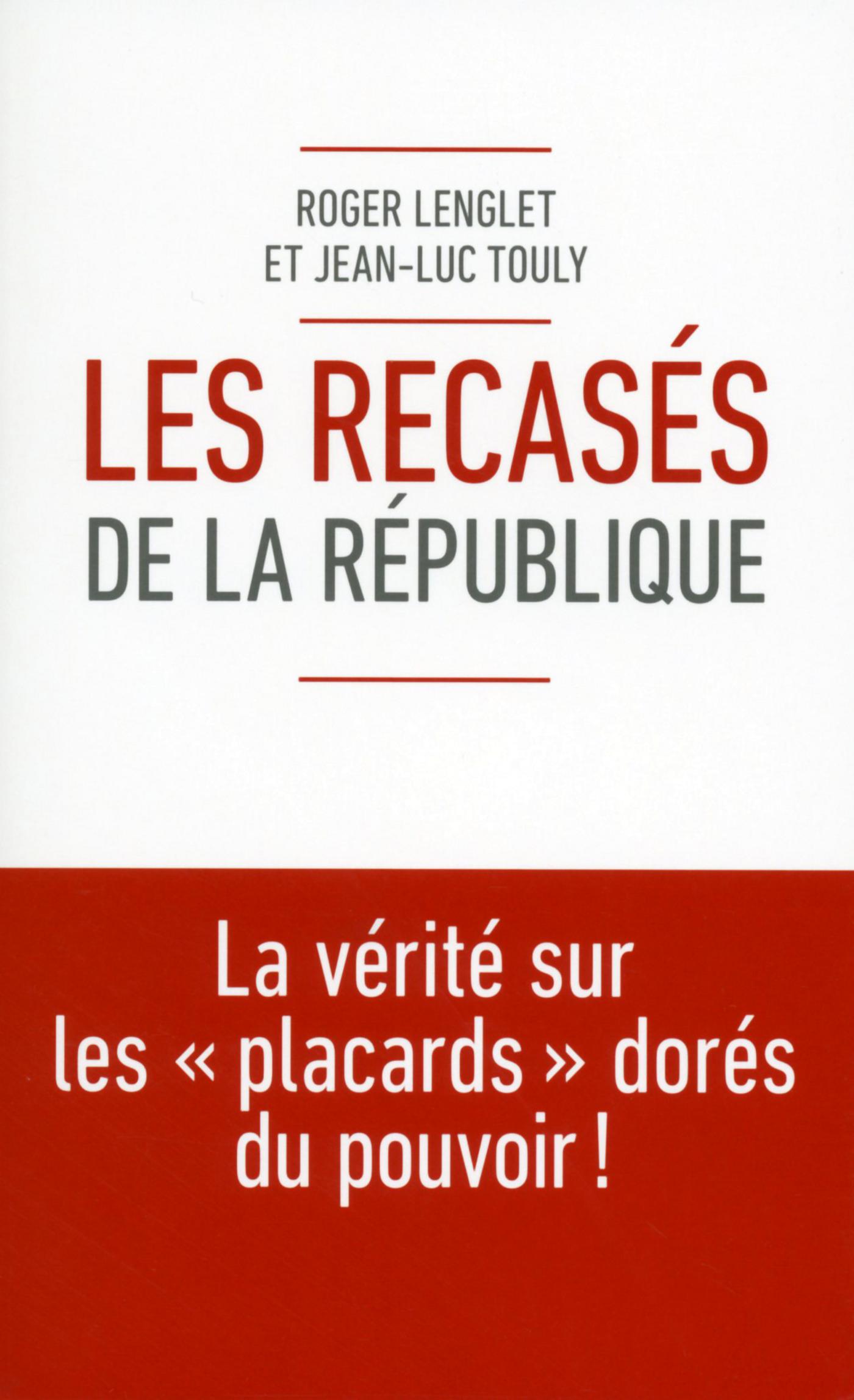 Les recasés de la République (ebook)