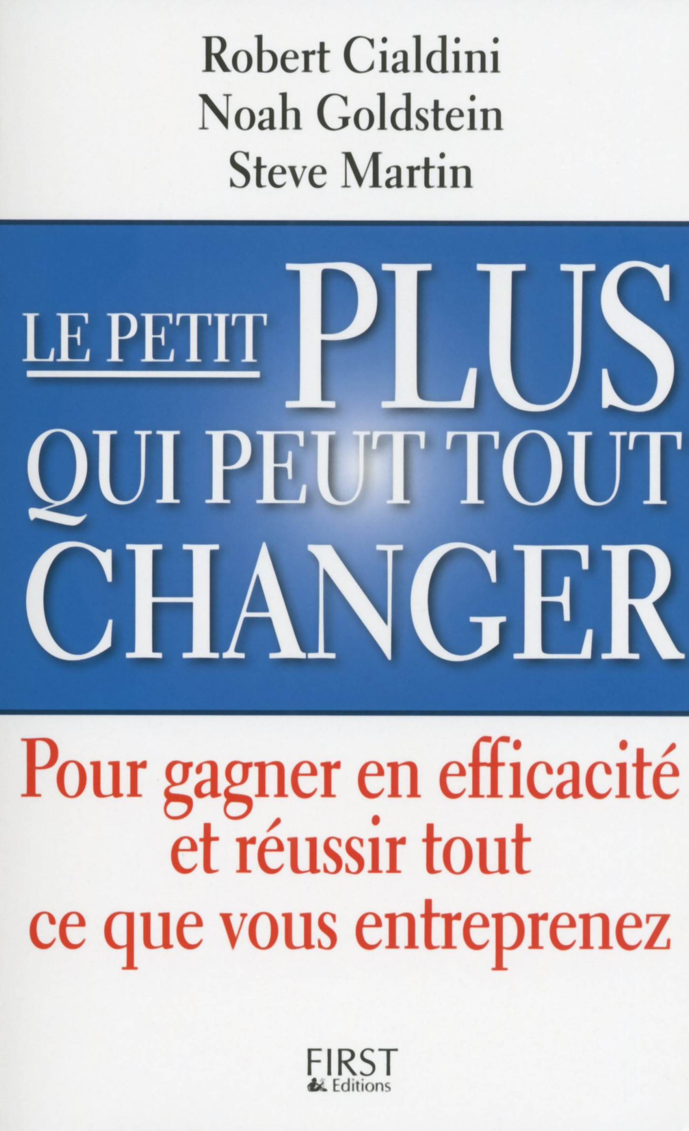 Le petit PLUS qui peut tout changer (ebook)