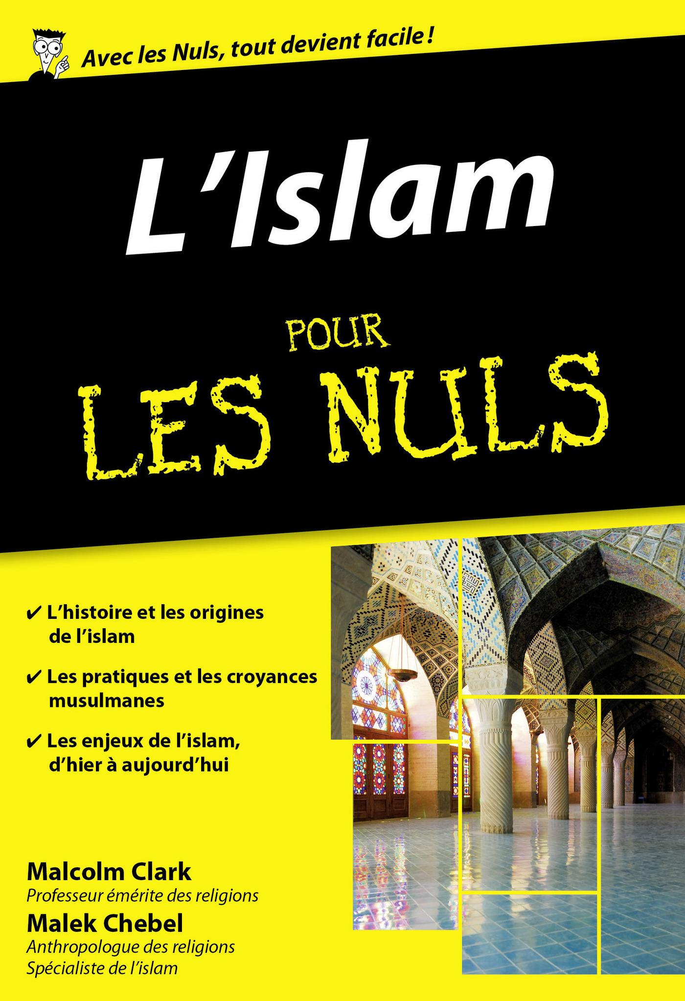 L'Islam pour les Nuls, édition poche (ebook)