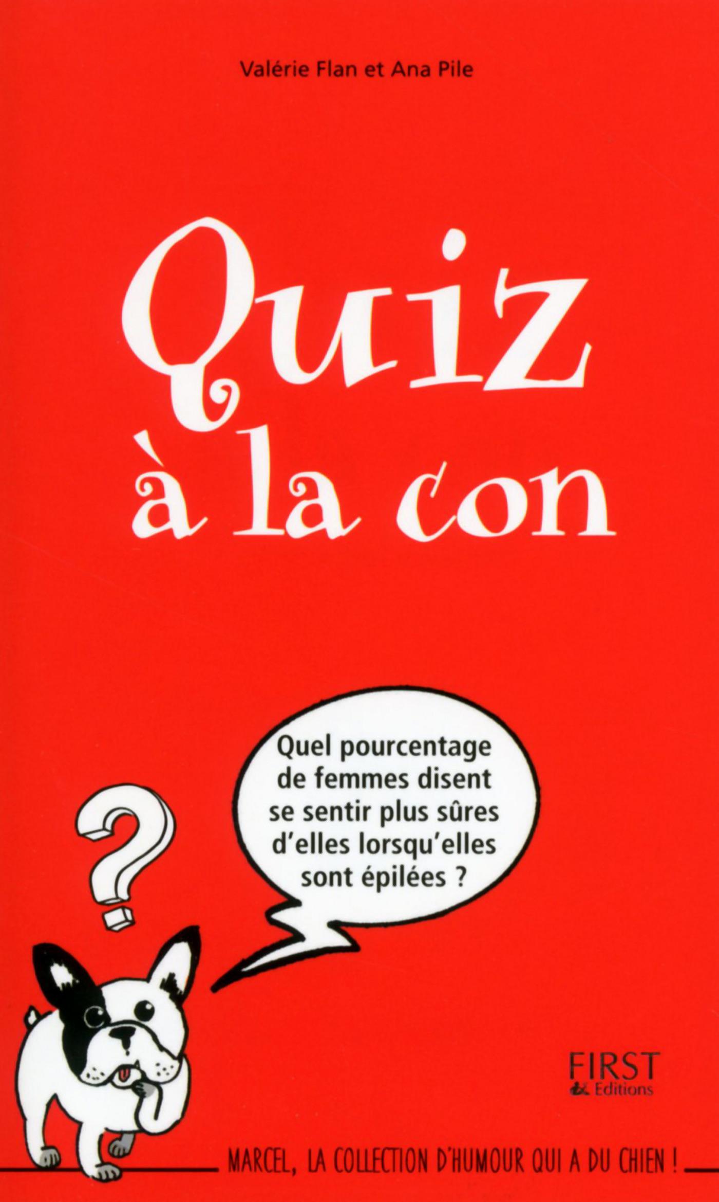 Quiz à la con (ebook)