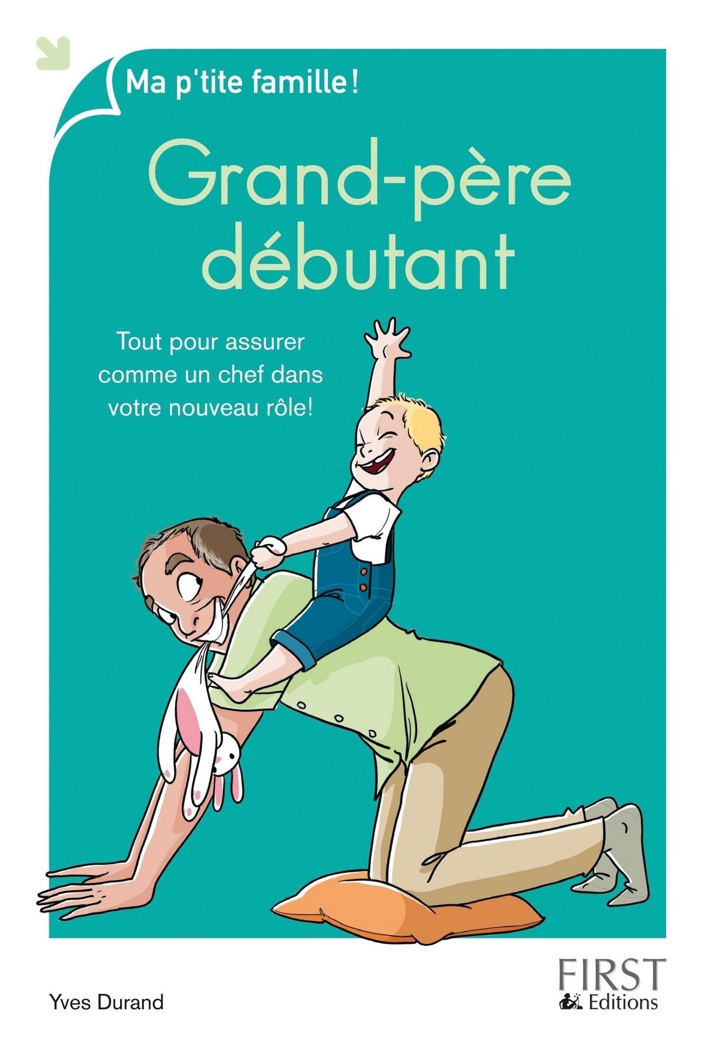 Grand-père débutant (ebook)