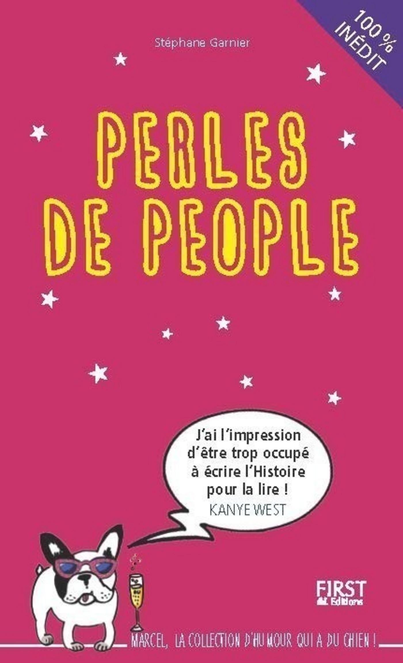 Perles de people (ebook)