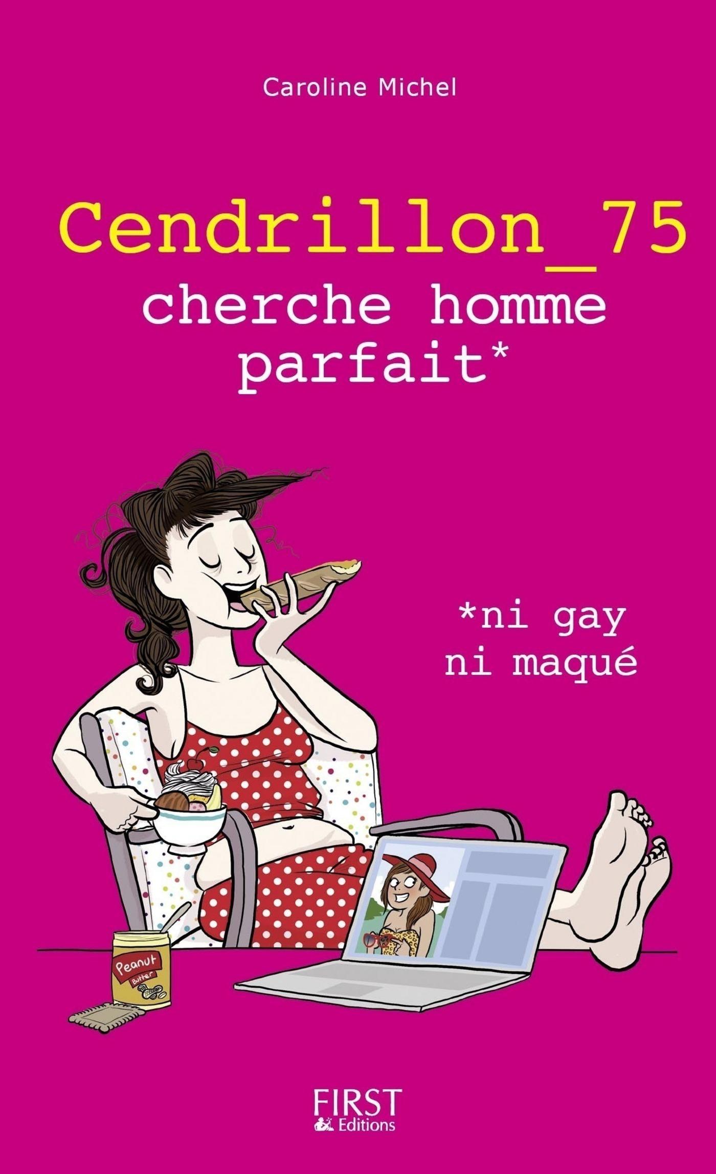 Vignette du livre Cendrillon_75 cherche prince charmant, ni gay ni maqué