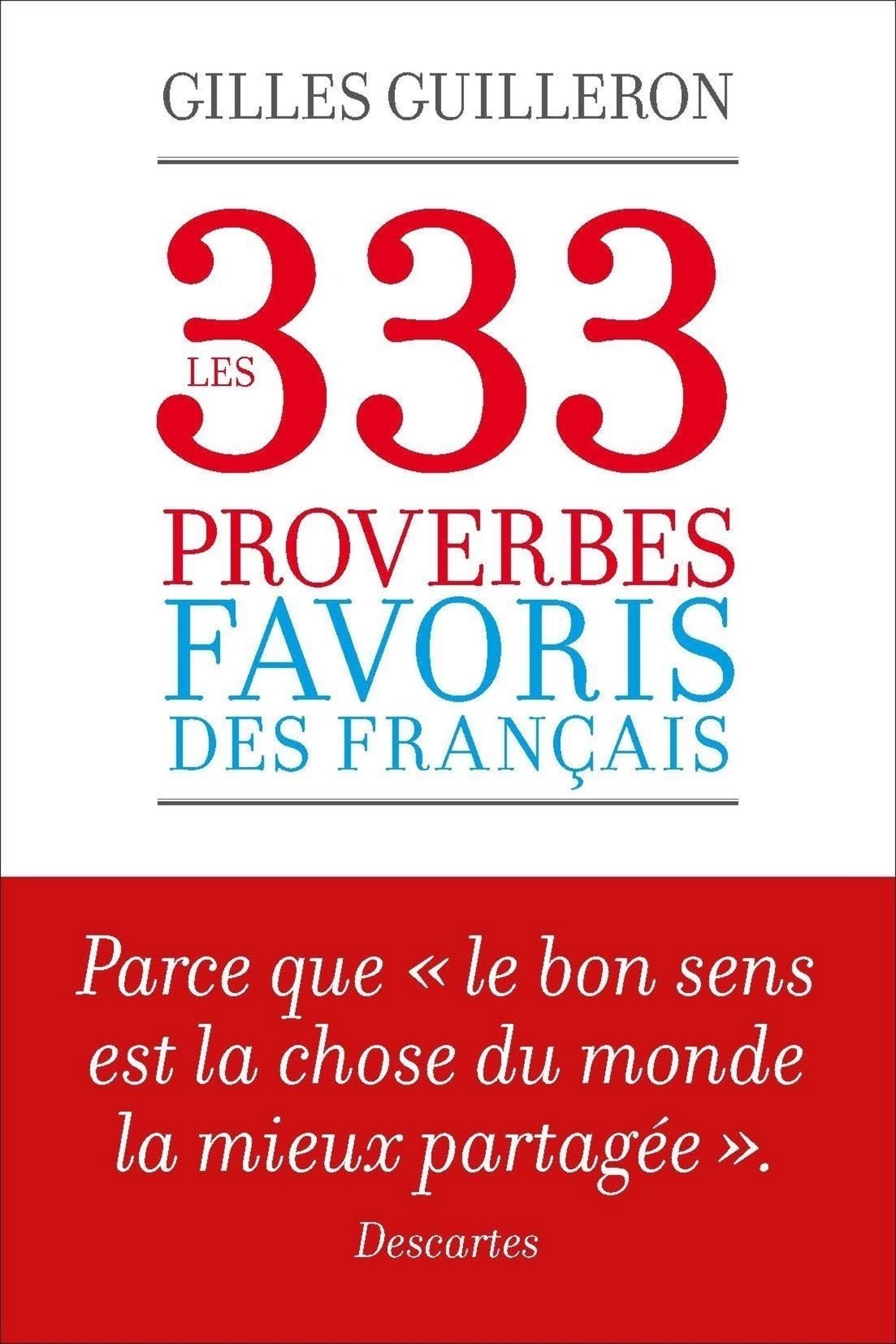 Les 333 proverbes favoris des français (ebook)