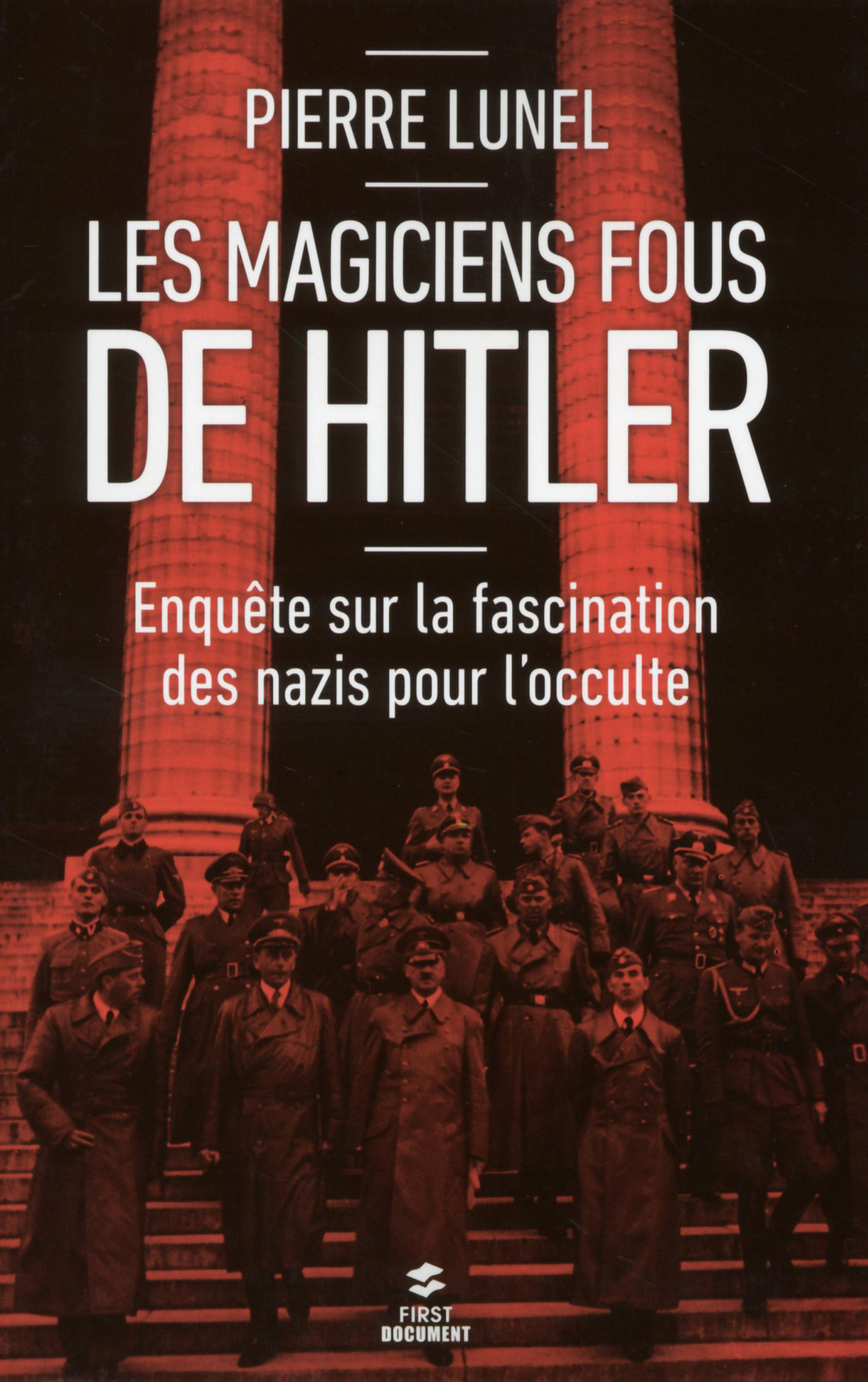 Les magiciens fous d'Hitler (ebook)
