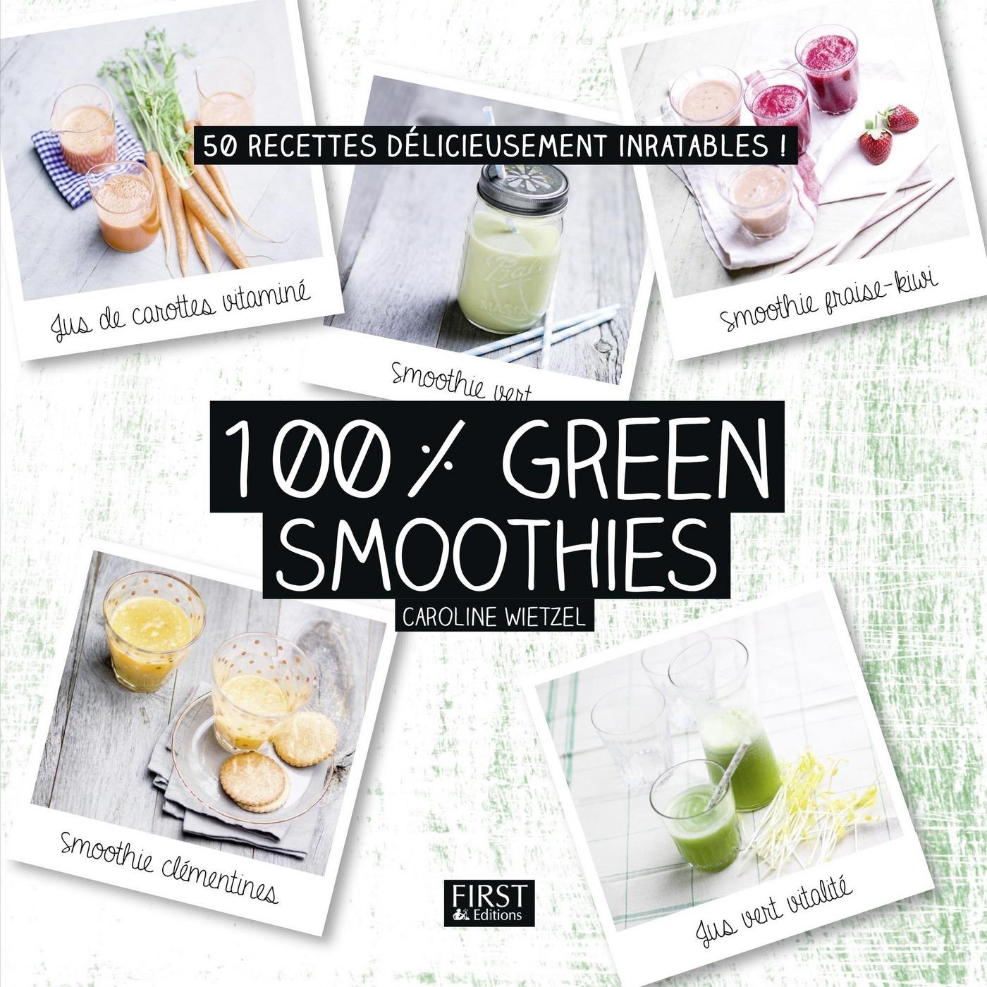 100 % green smoothies (ebook)