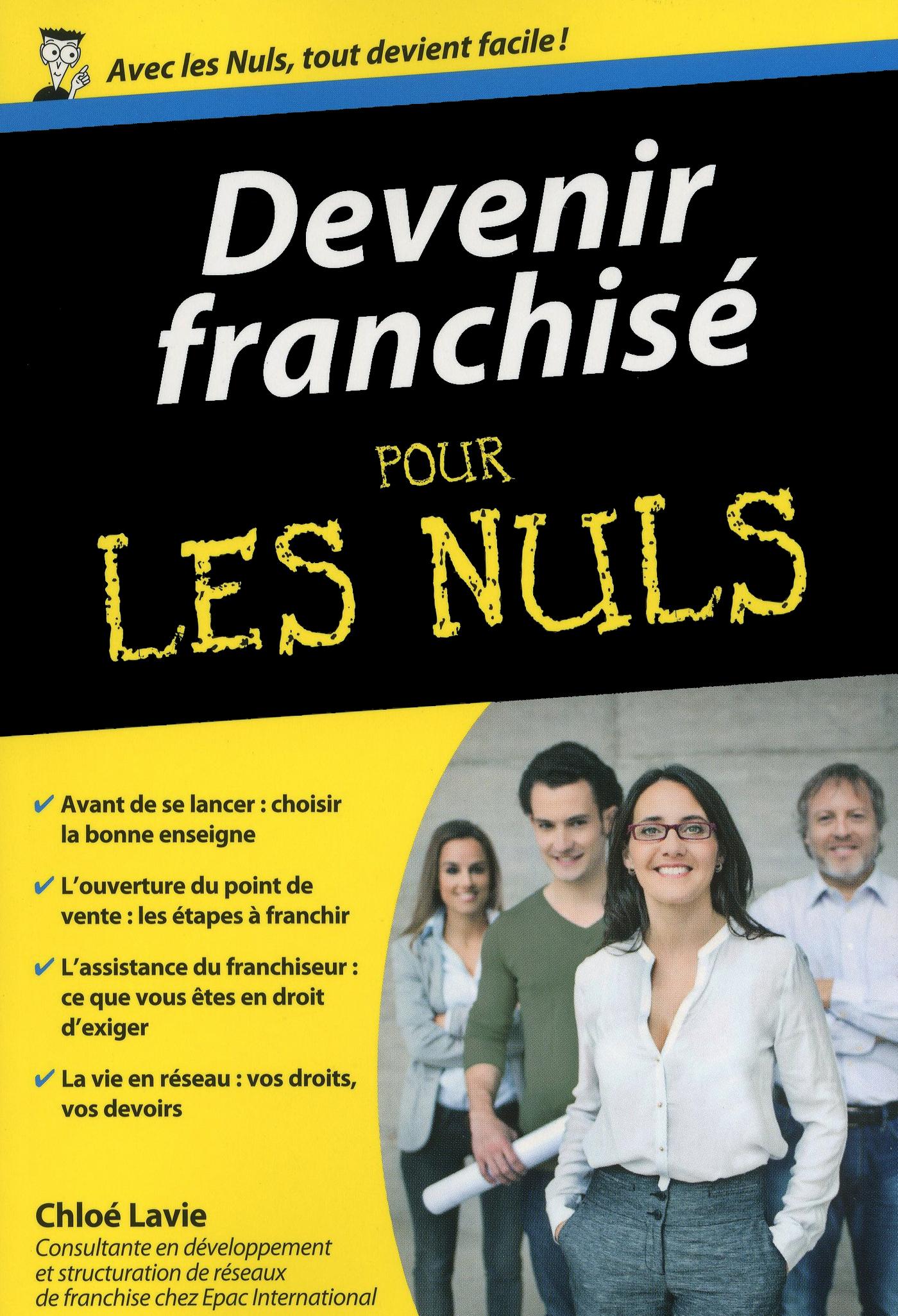 Devenir franchisé Poche Pour les Nuls (ebook)