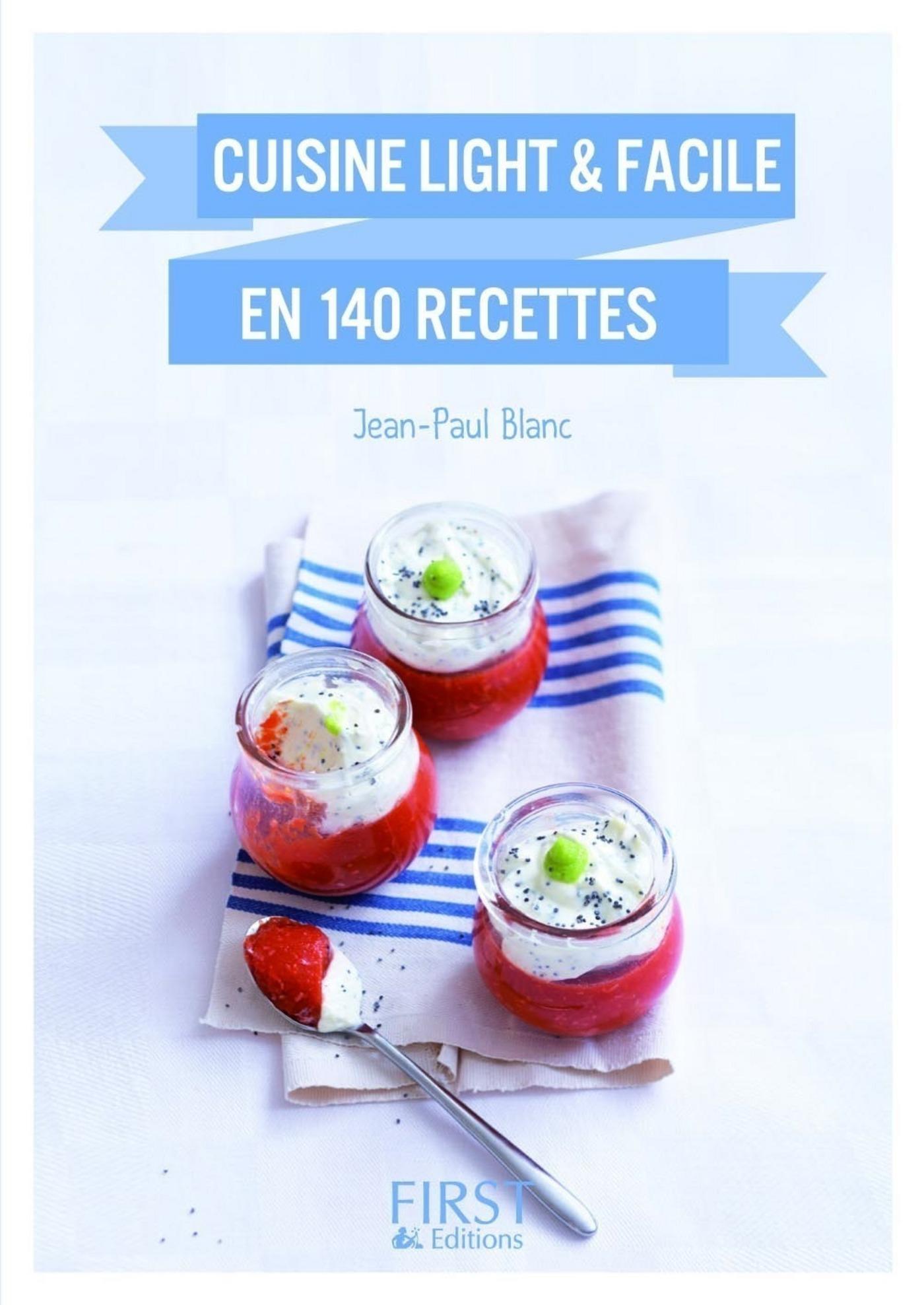 Petit livre de - Cuisine light et facile en 140 recettes (ebook)