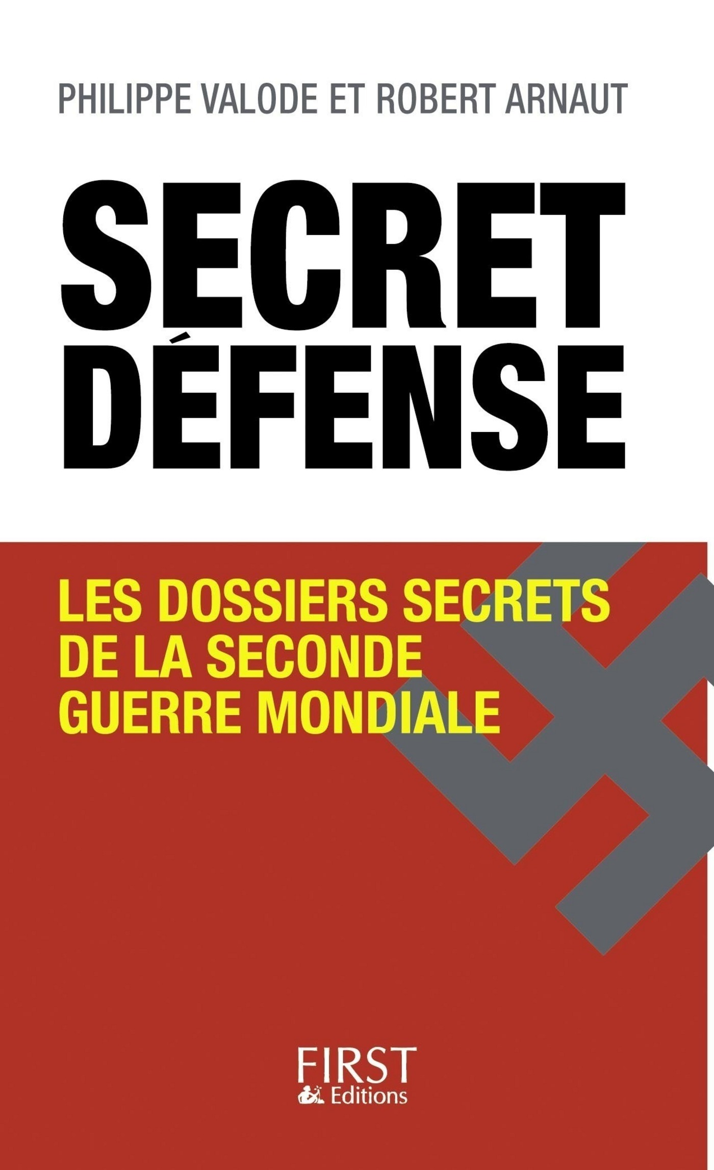 Secret défense (ebook)