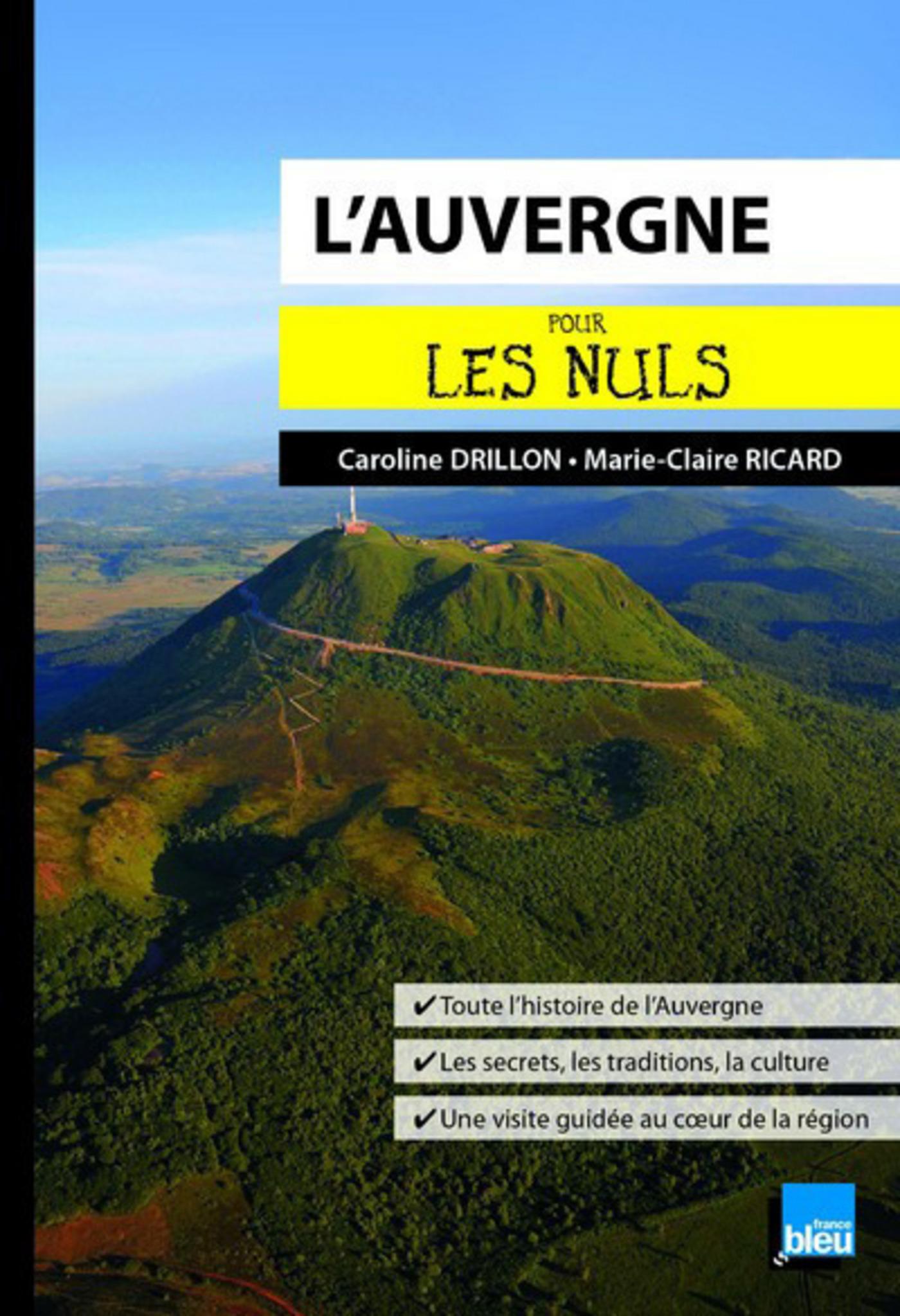 L'Auvergne pour les Nuls poche (ebook)