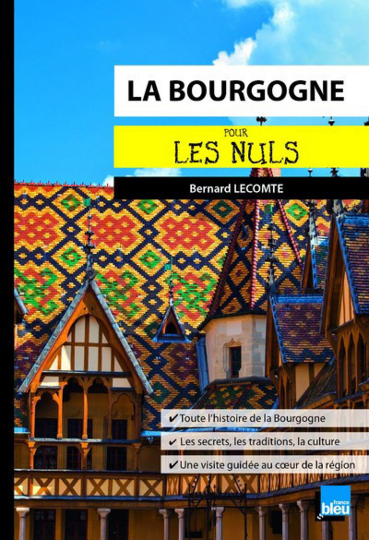 La Bourgogne pour les Nuls poche (ebook)