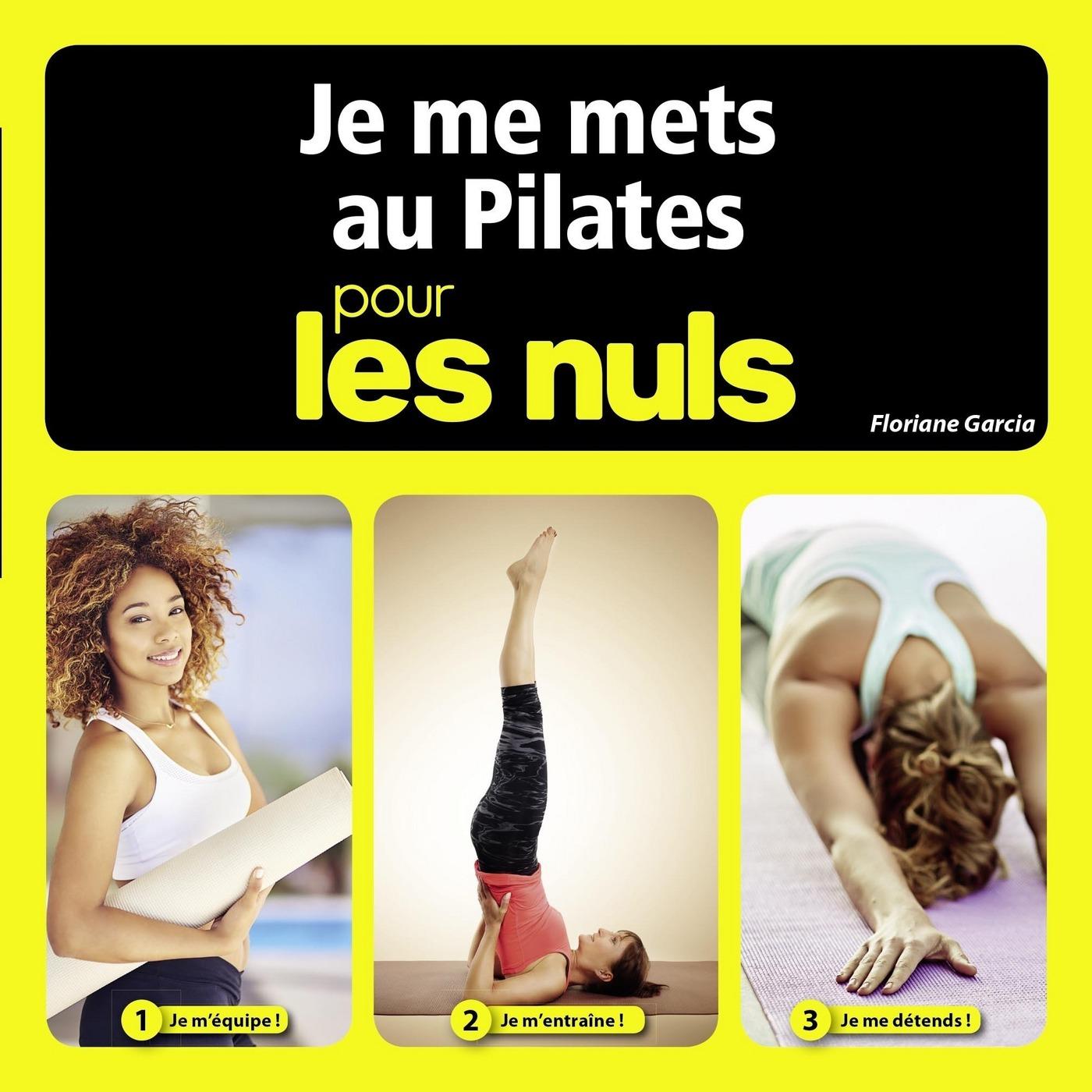 Je me mets au Pilates pour les Nuls (ebook)
