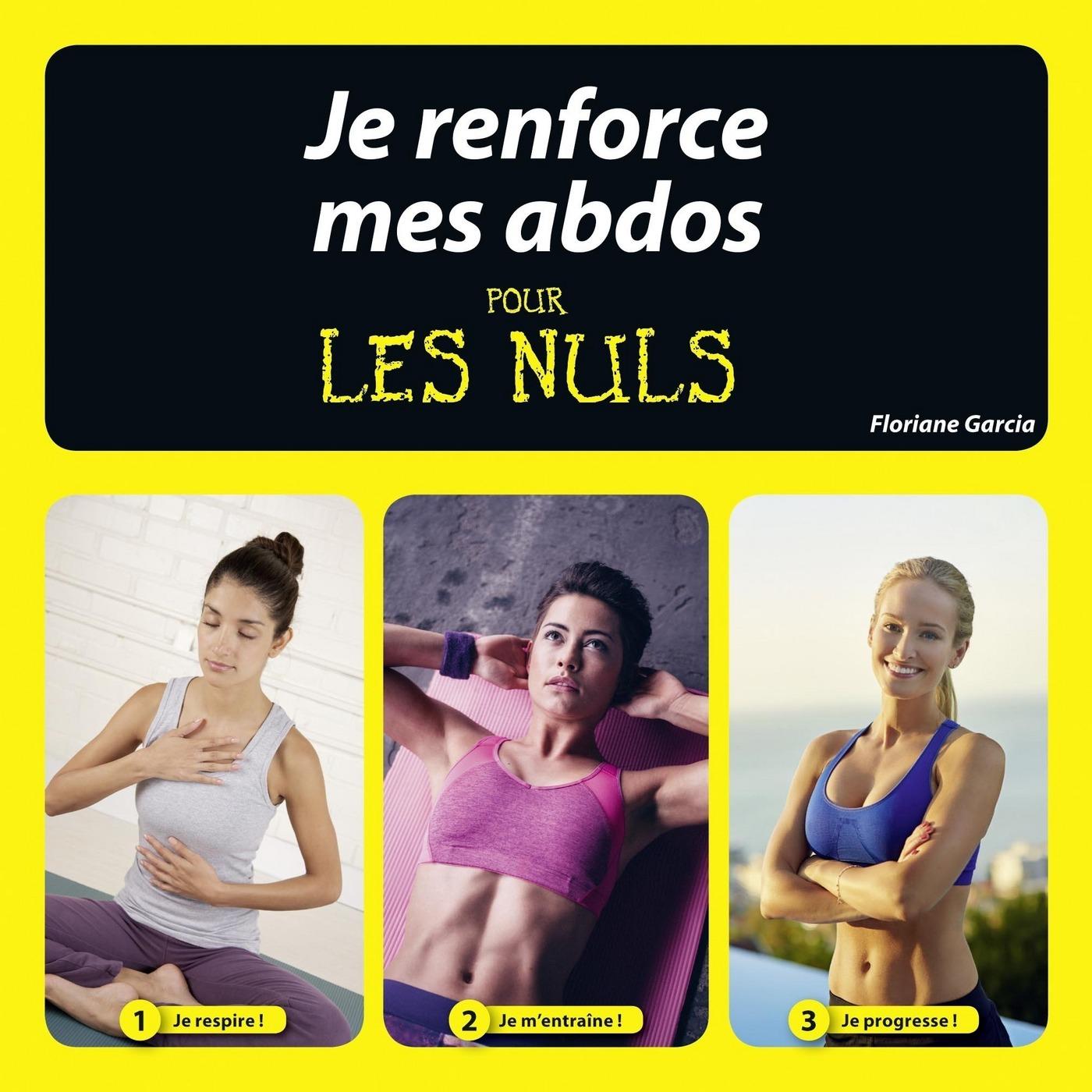 Je renforce mes abdos pour les Nuls (ebook)