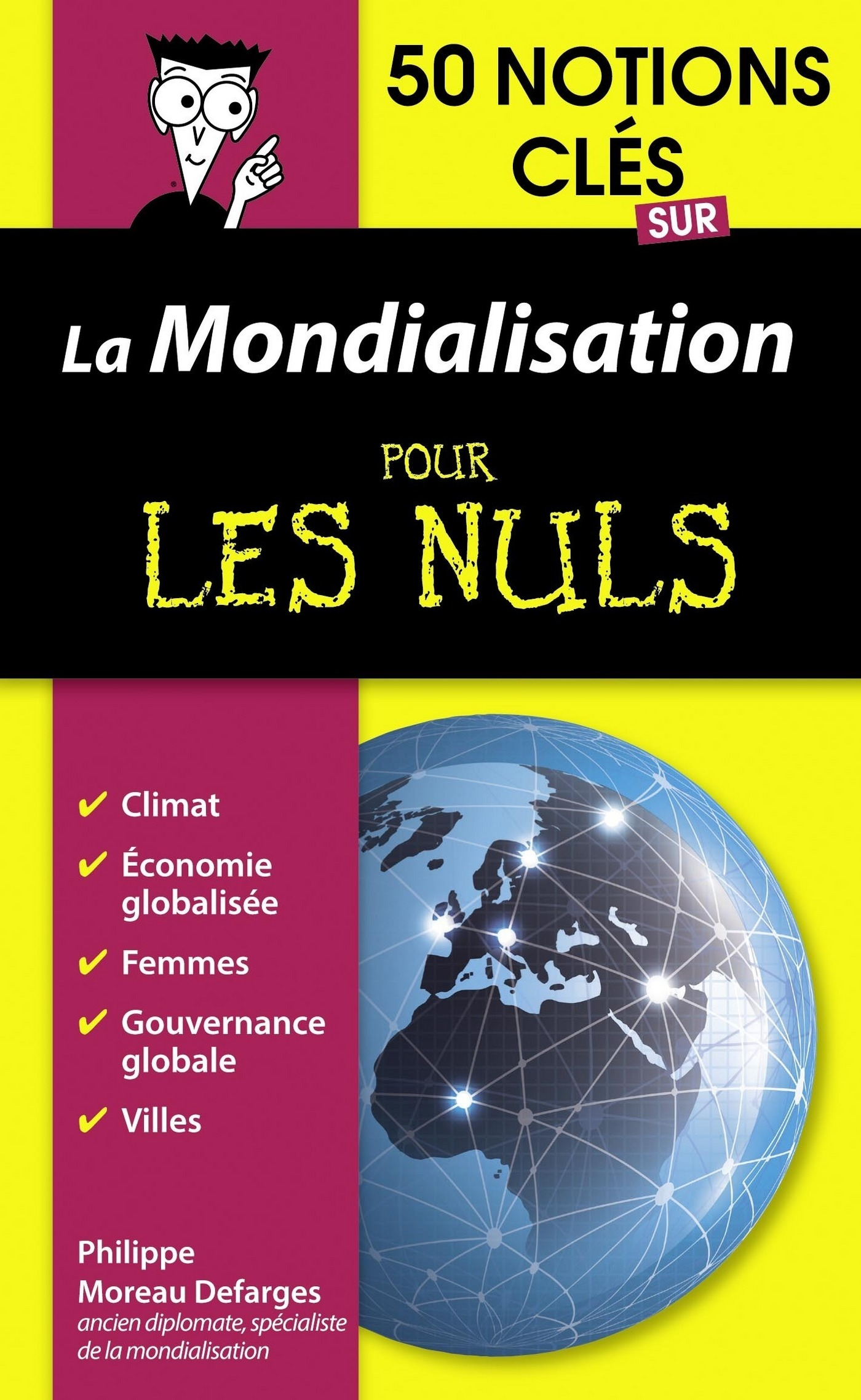 50 notions clés sur la mondialisation pour les Nuls (ebook)