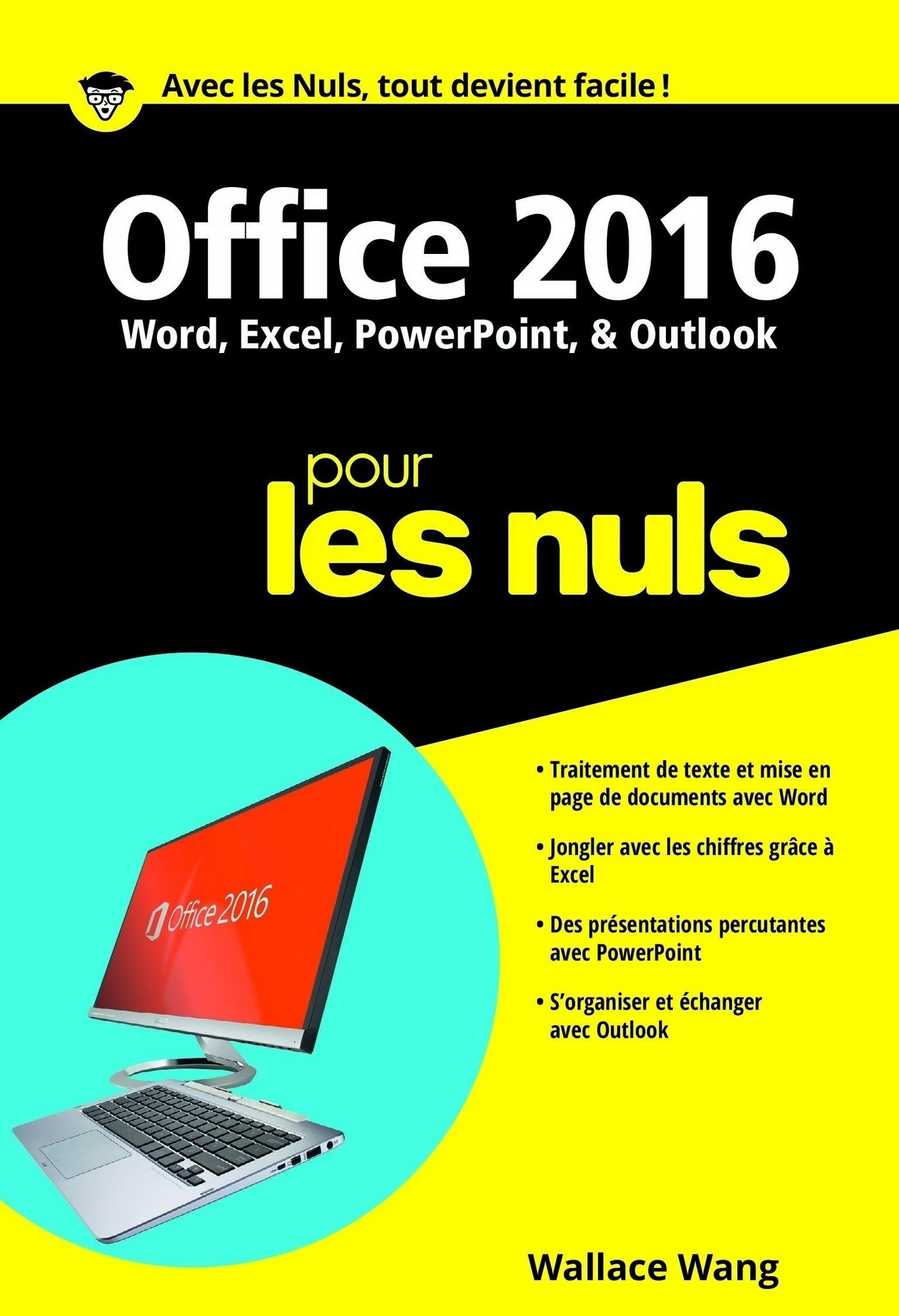 Office 2016 pour les Nuls poche (ebook)