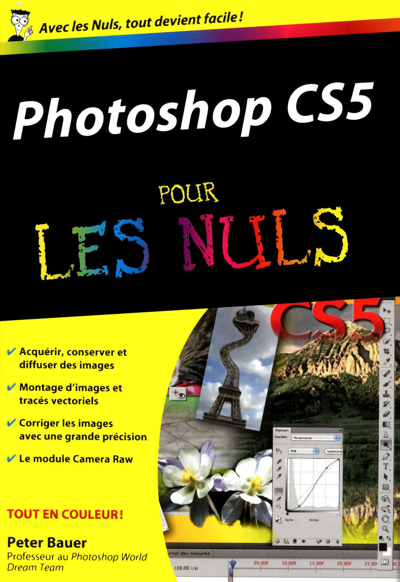 Photoshop CS5 Pour les Nuls (ebook)